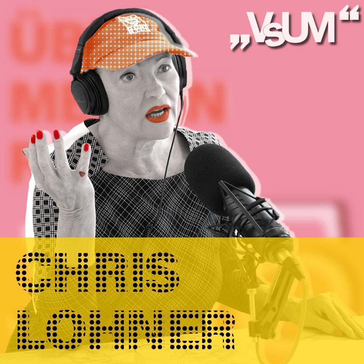 # 30 Chris Lohner: Von Lampenfieber, Zivilcourage und Frisuren   26.09.20