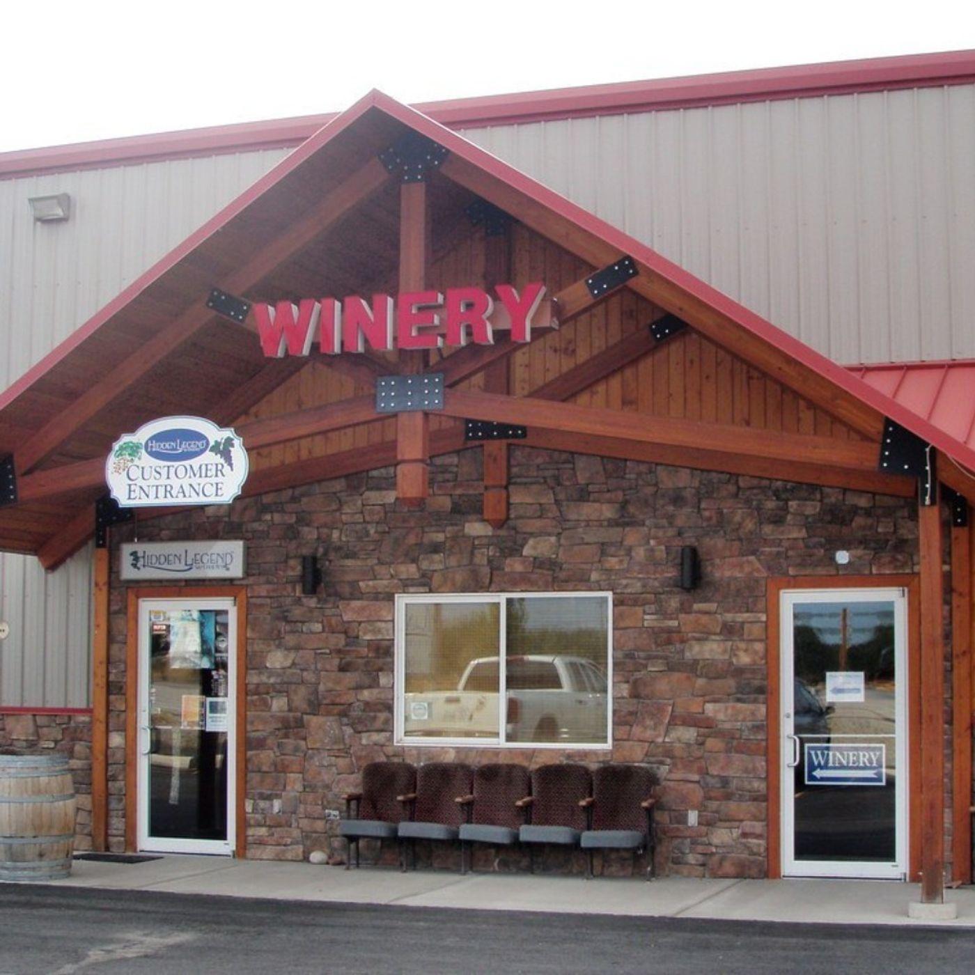 Hidden Legend Winery - Victor, Montana Pt. 1
