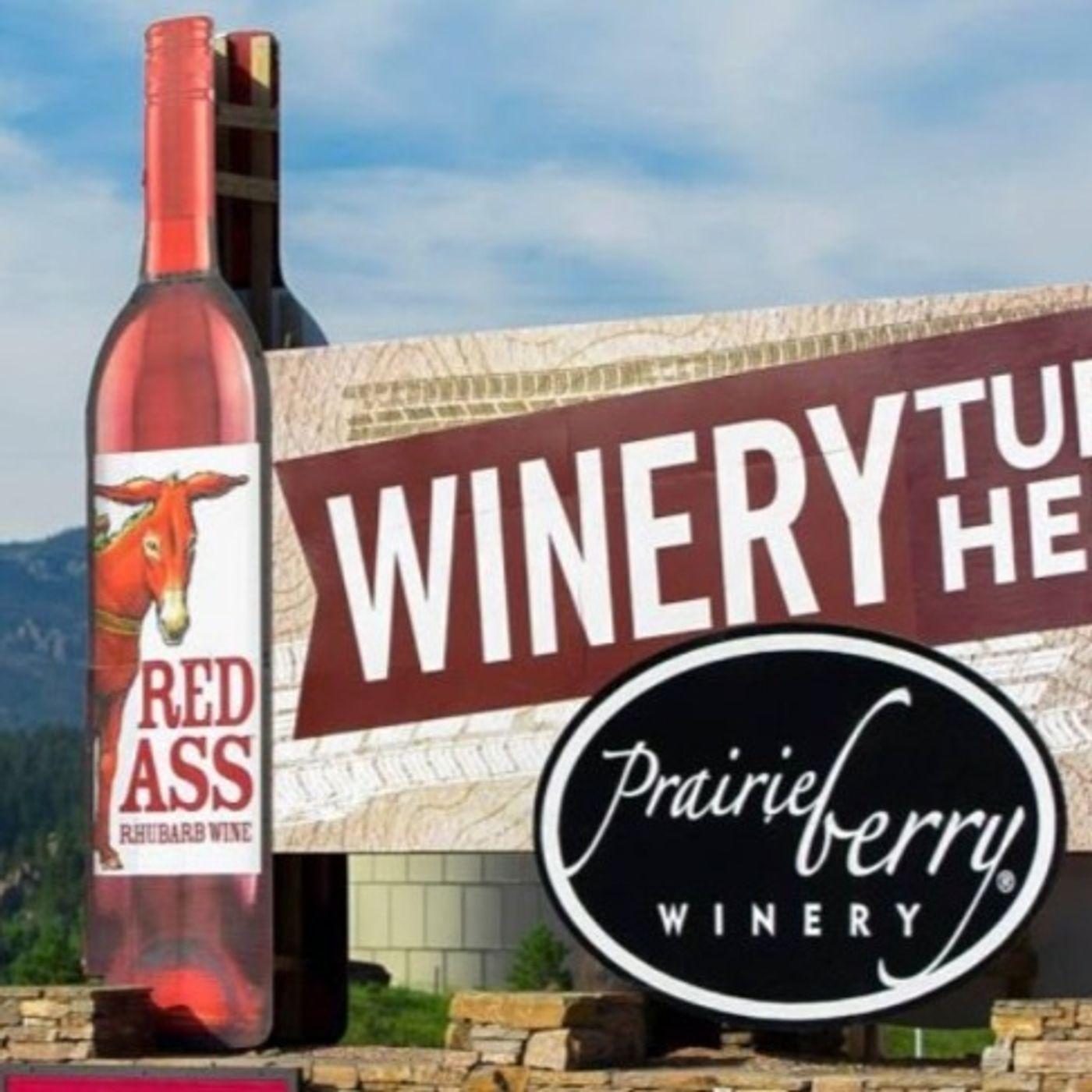 Prairie Berry Winery - Hill City, SD Pt. 3