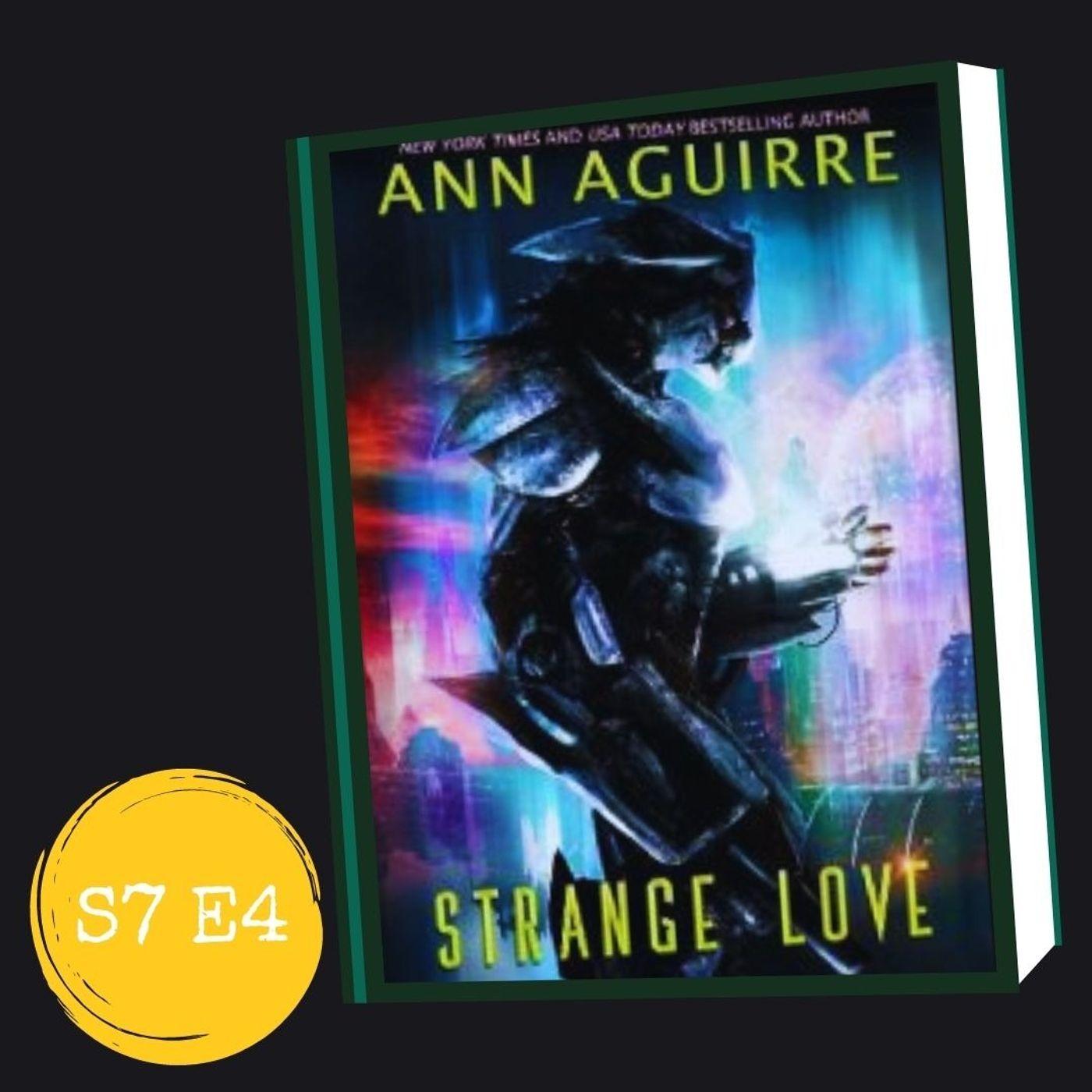 Sweet Alien Cinnamon Roll   Strange Love by Ann Aguirre