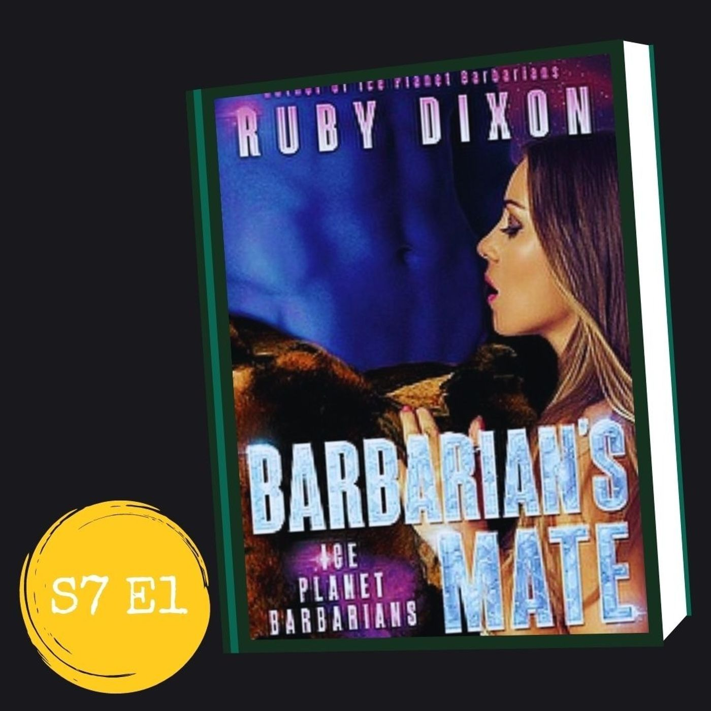 Barbarian's Mate by Ruby Dixon