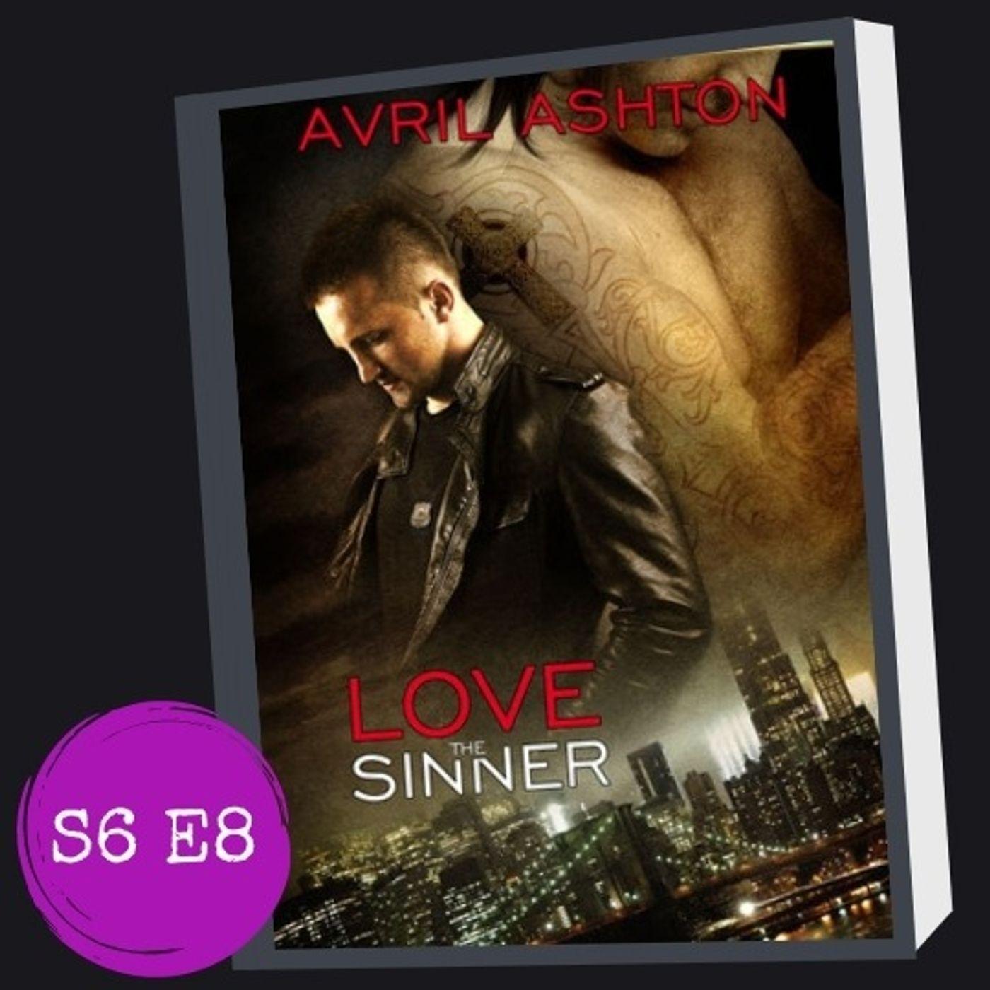 HOT and DARK Achieved!   Love the Sinner by Avril Ashton