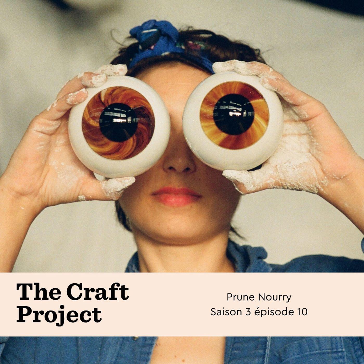 Prune Nourry, l'art se joue des frontières entre la pensée et le faire
