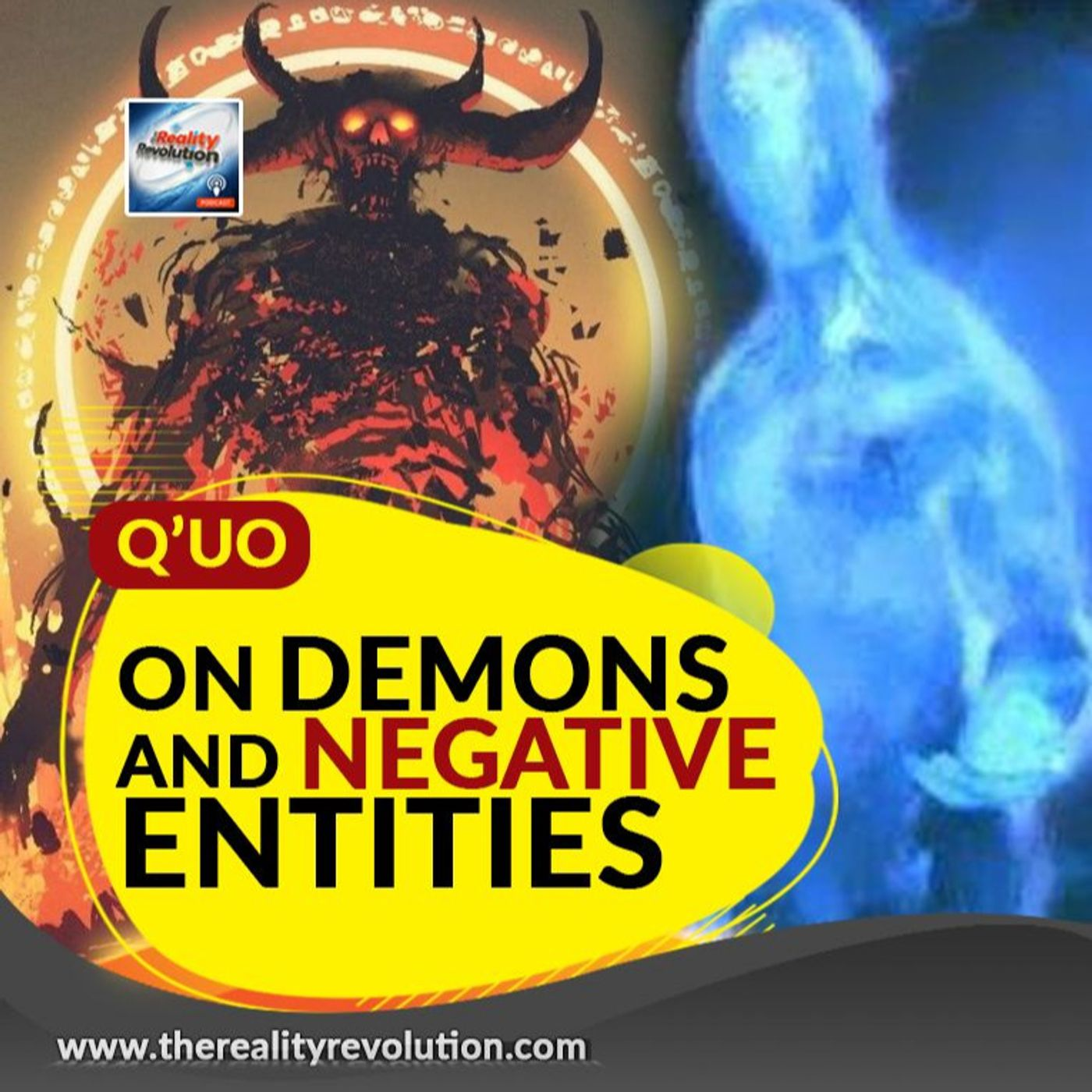 Q'uo On Demons And Negative Entities