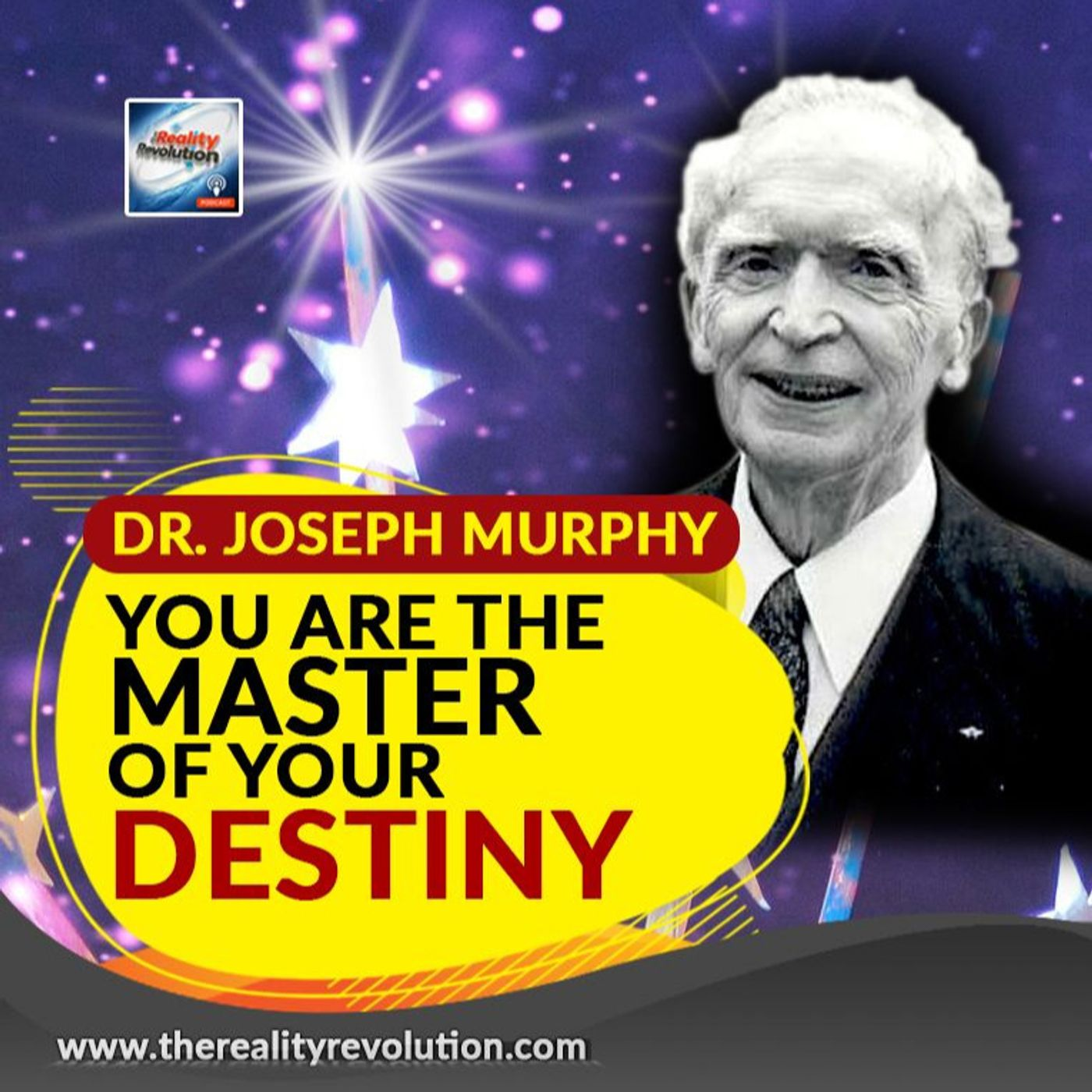 Dr  Joseph Murphy - You Are The Master Of Your Destiny
