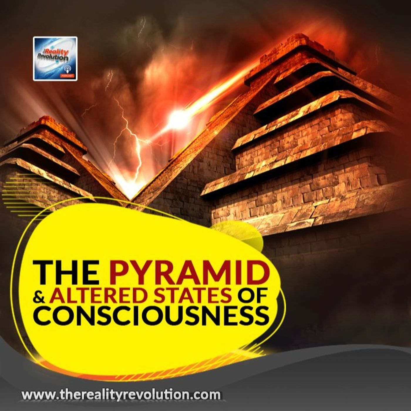 The Pyramid And Altered States Of Consciousness