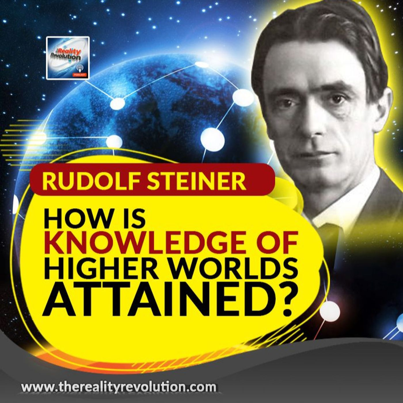 Rudolph Steiner - How Is Knowledge Of The Higher Worlds Attained?