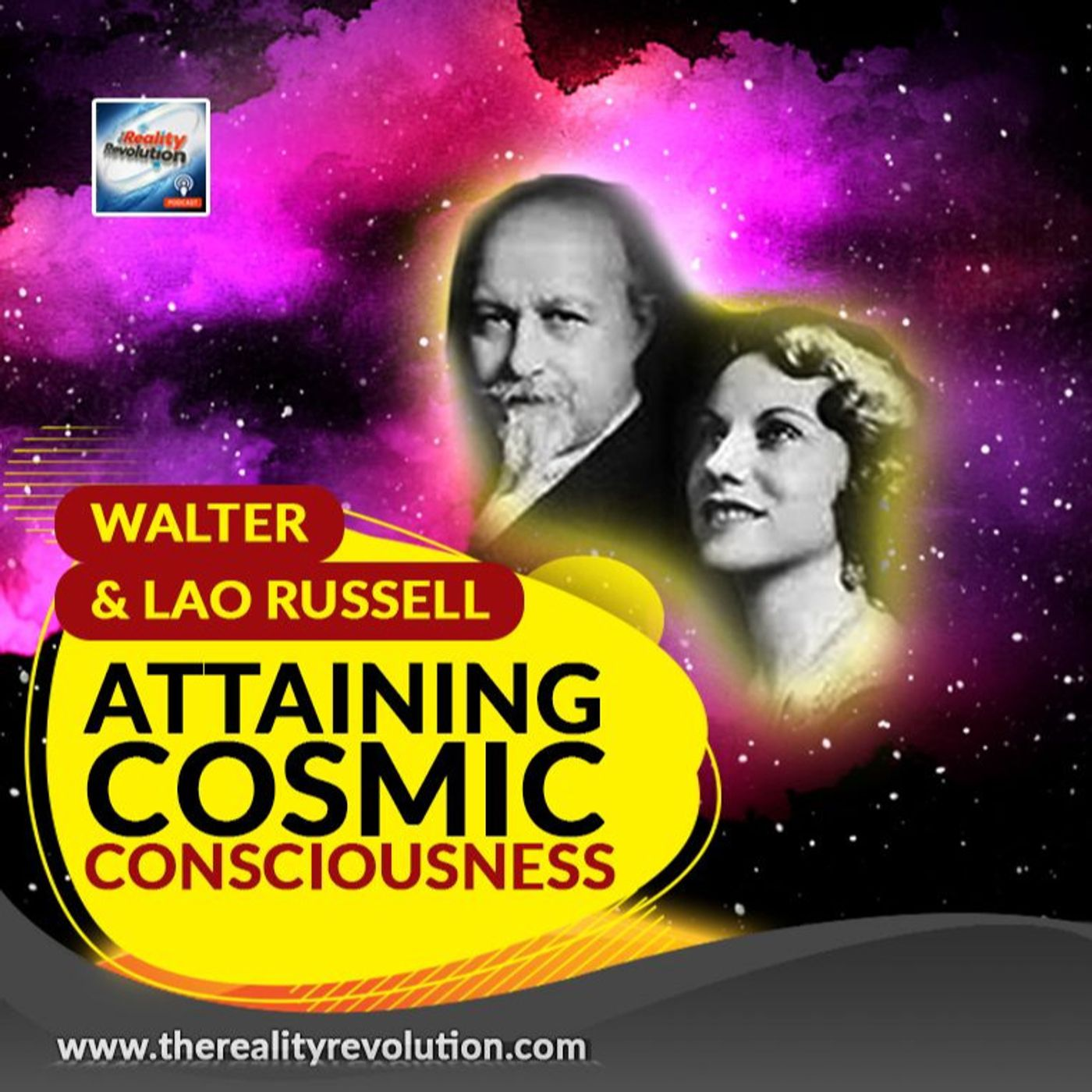 Walter and Lao Russel - Attaining Cosmic Consciousness