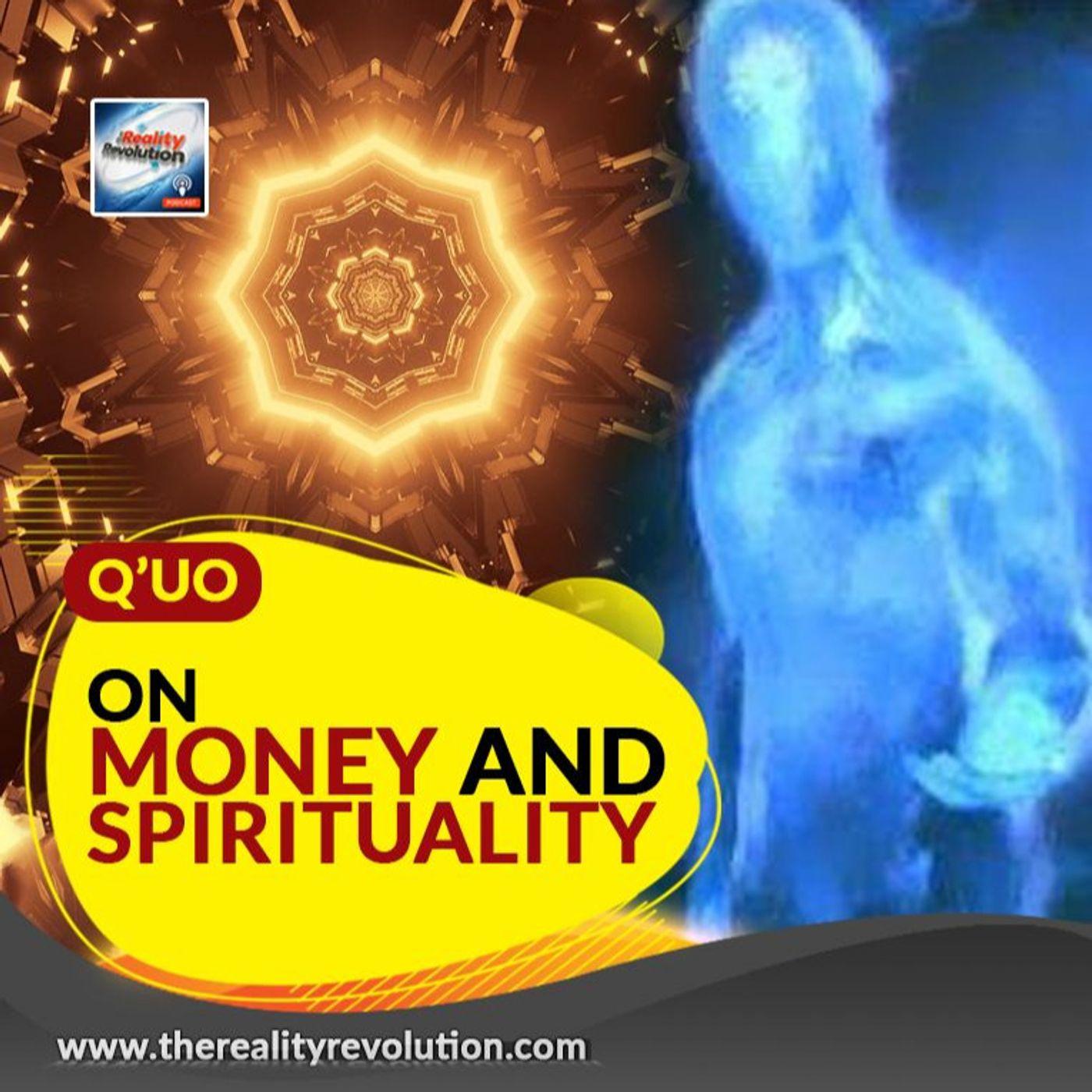 Q'uo - On Money And Spirituality