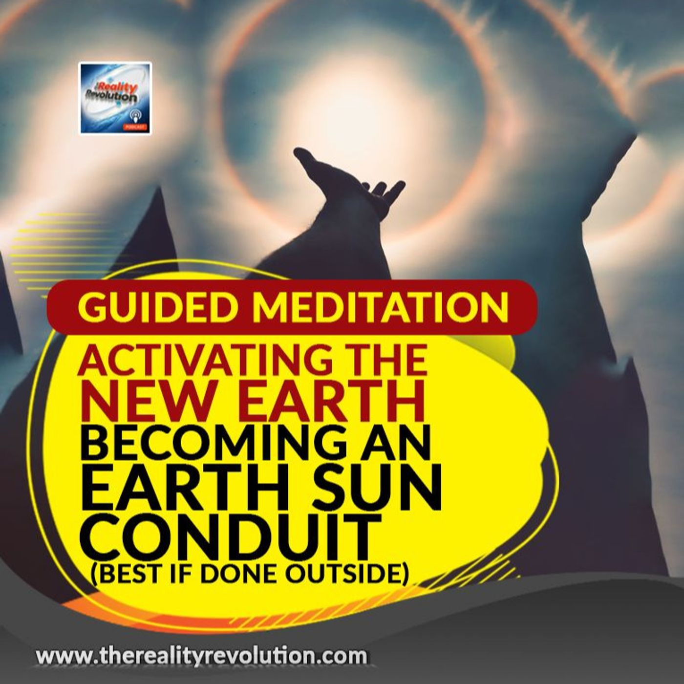 Guided Meditation  -  Activating The New Earth -  Becoming An Earth Sun Conduit