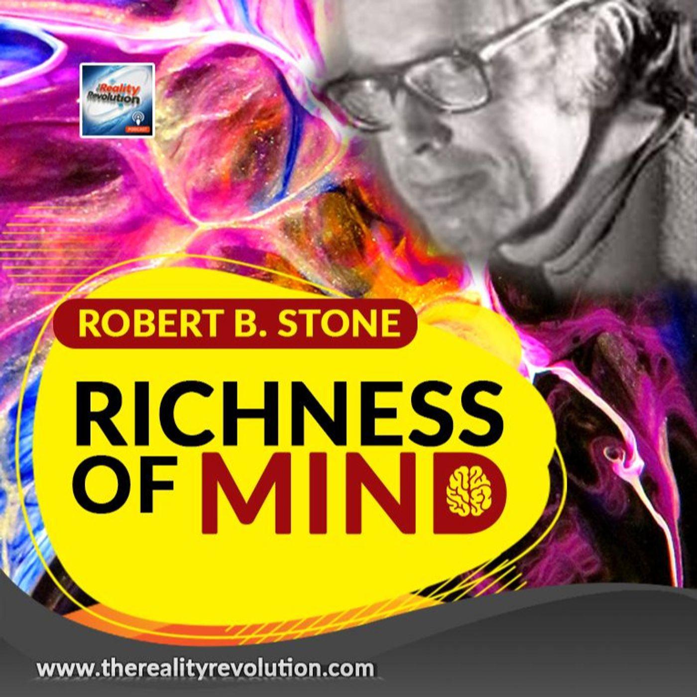 Robert B Stone - Richness Of Mind