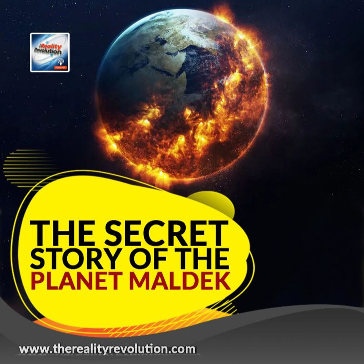 The Secret Story Of The Planet Maldek
