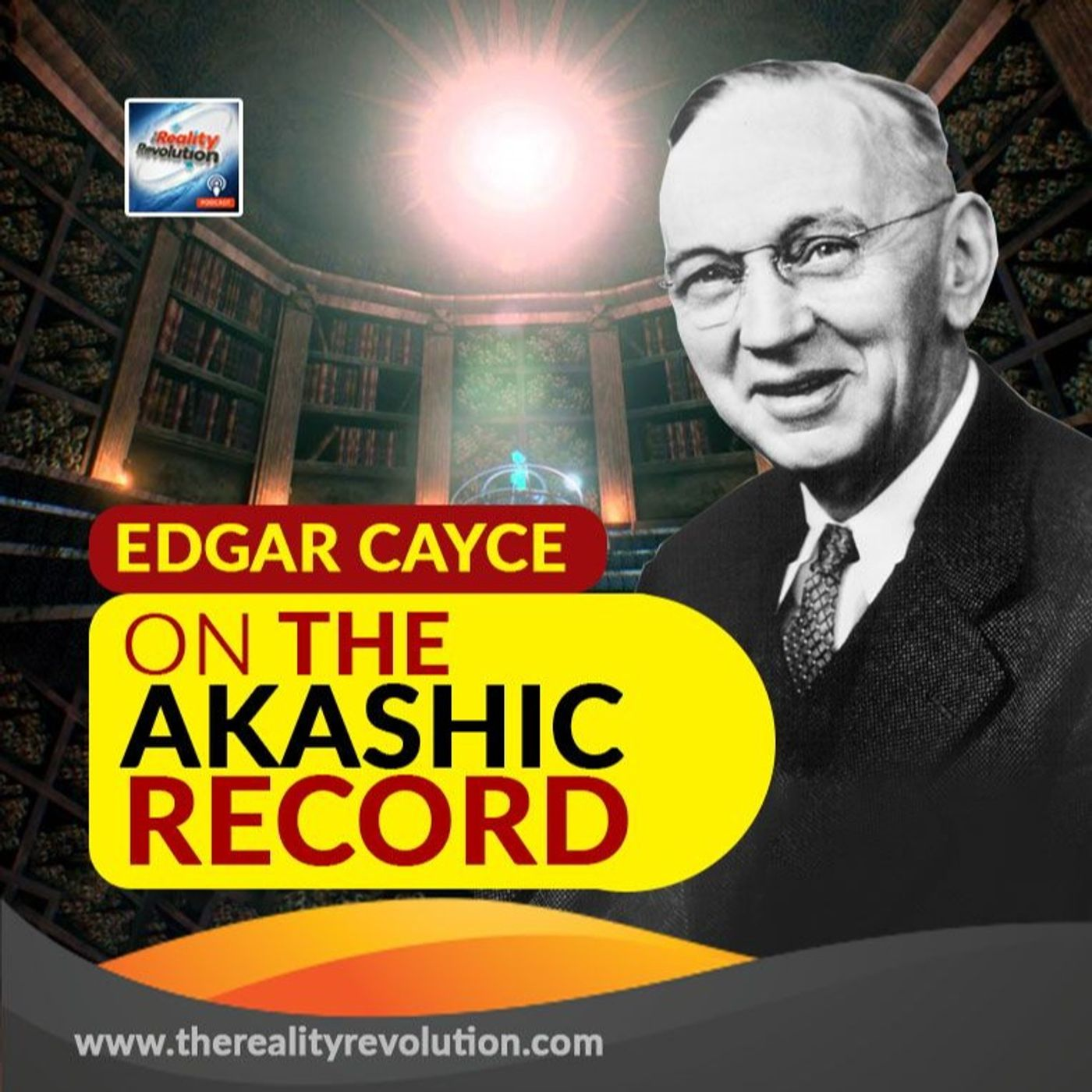 Edgar Cayce On The Akashic Record