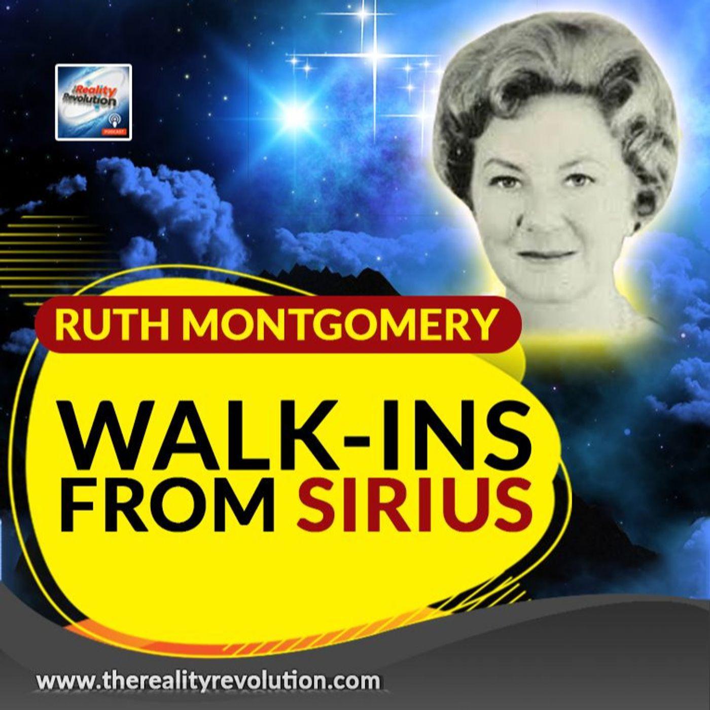 Ruth Montgomery - Walk-ins From Sirius