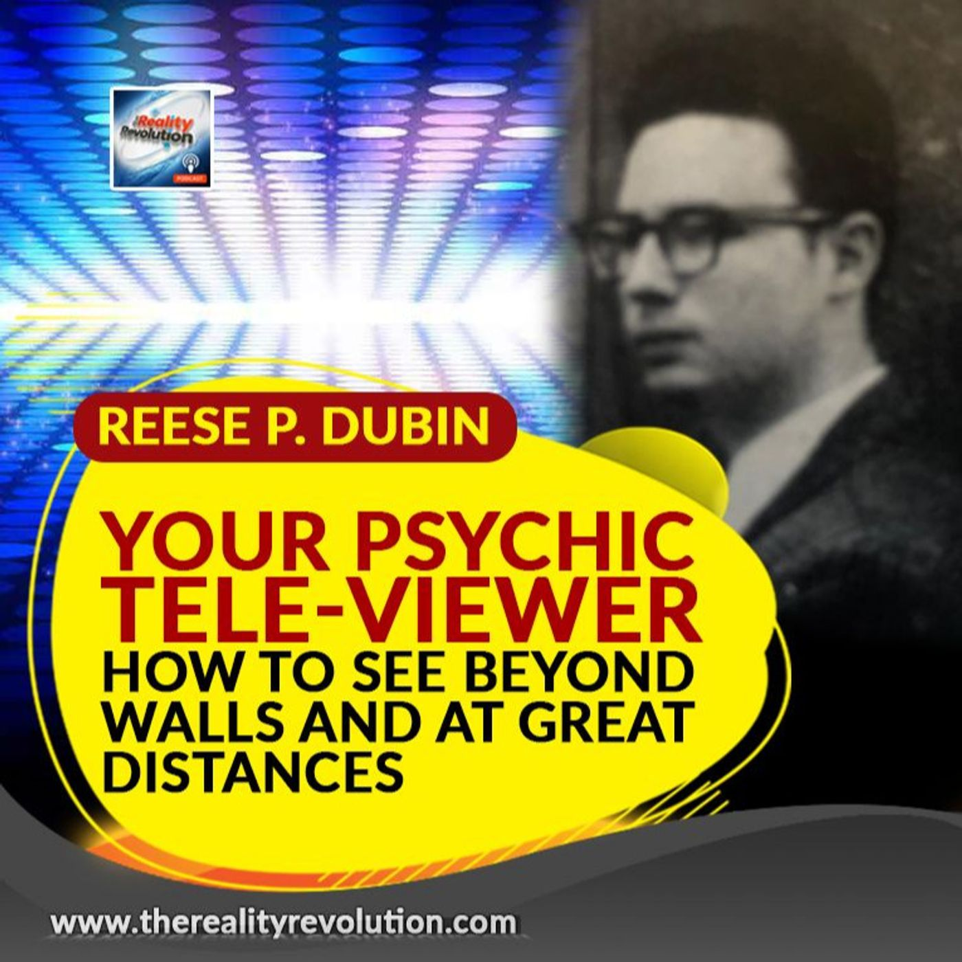 Reese P. Dubin - Your Psychic Tele-Viewer How To See Beyond Walls And At Great Distances