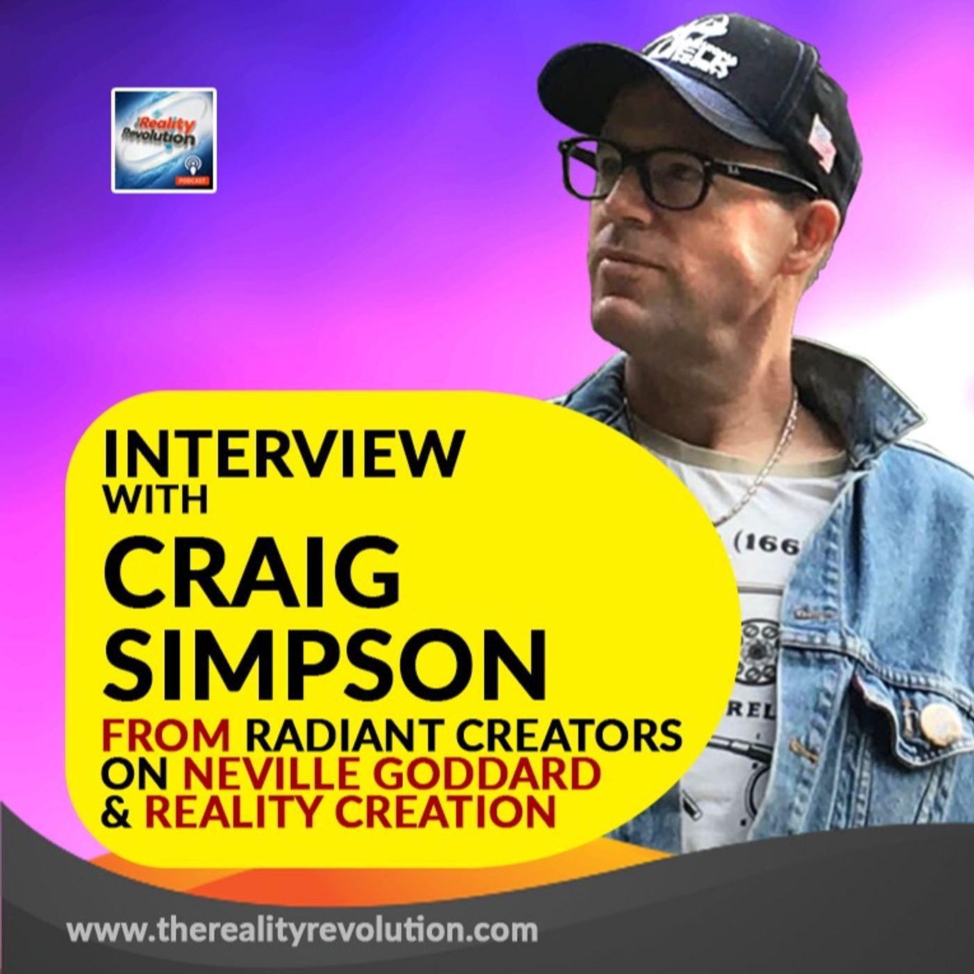 Interview with Craig Simpson Of Radiant Creators