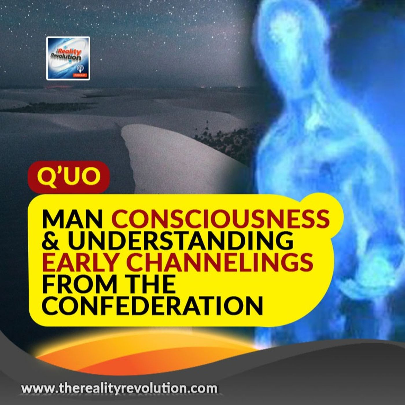 Q'uo - Man, Consciousness And Understanding (Early Channellings From The Confederation)