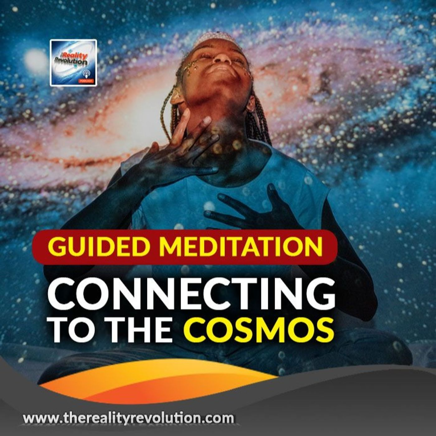 Guided Meditation Connecting To The Cosmos