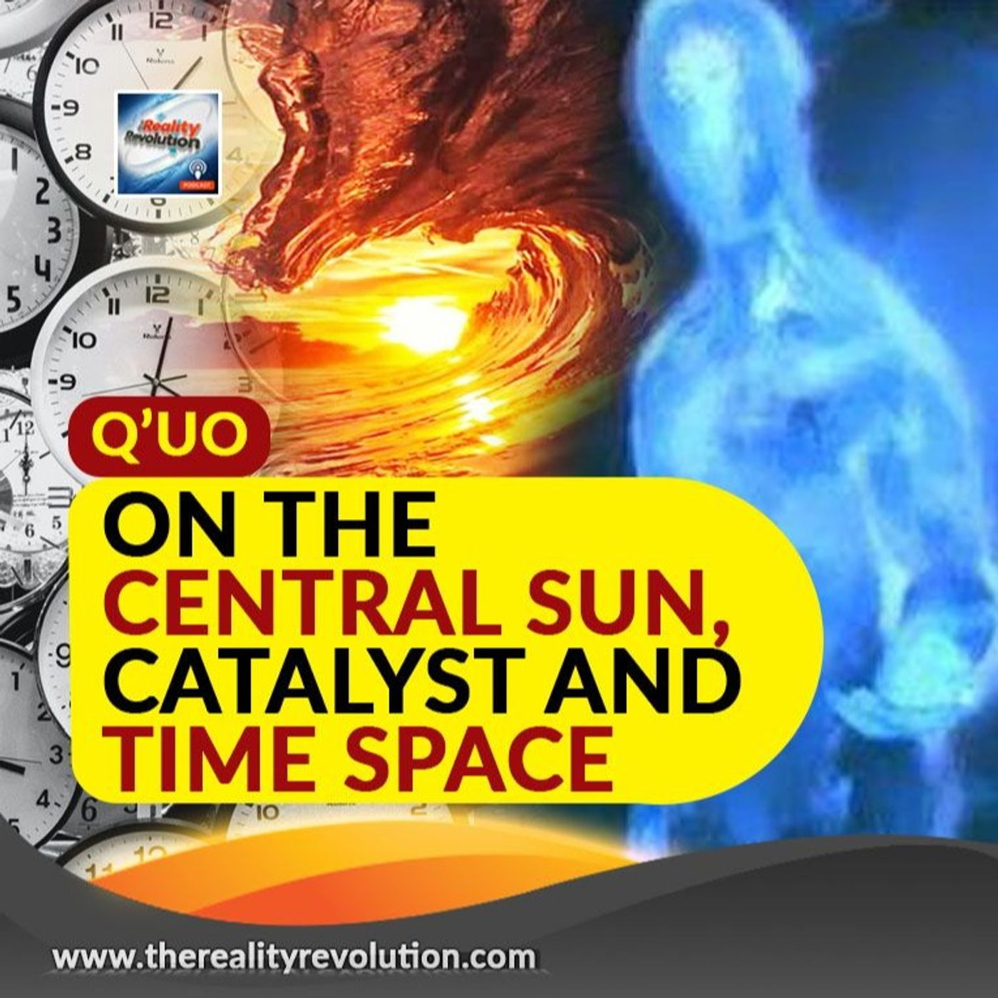 Q'uo on the Central Sun, Catalyst and Time Space