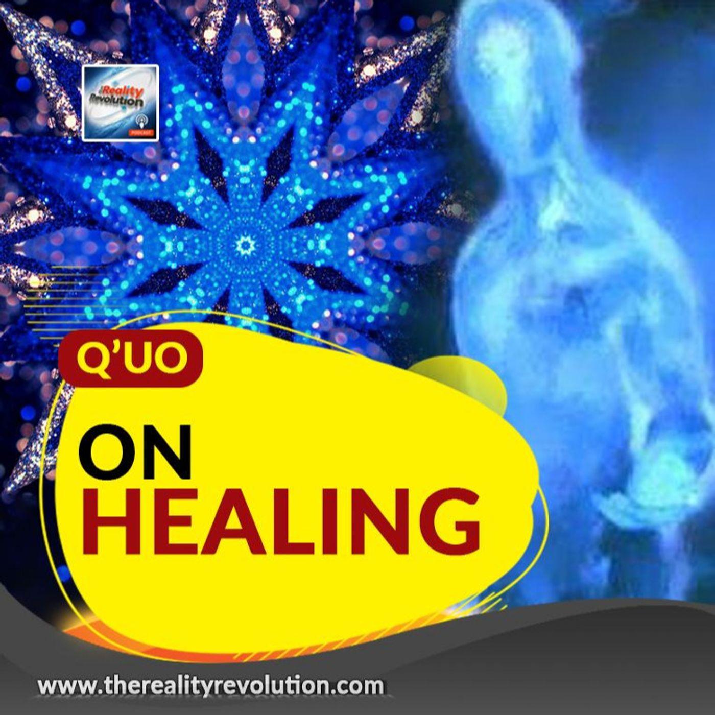 Q'uo On Healing