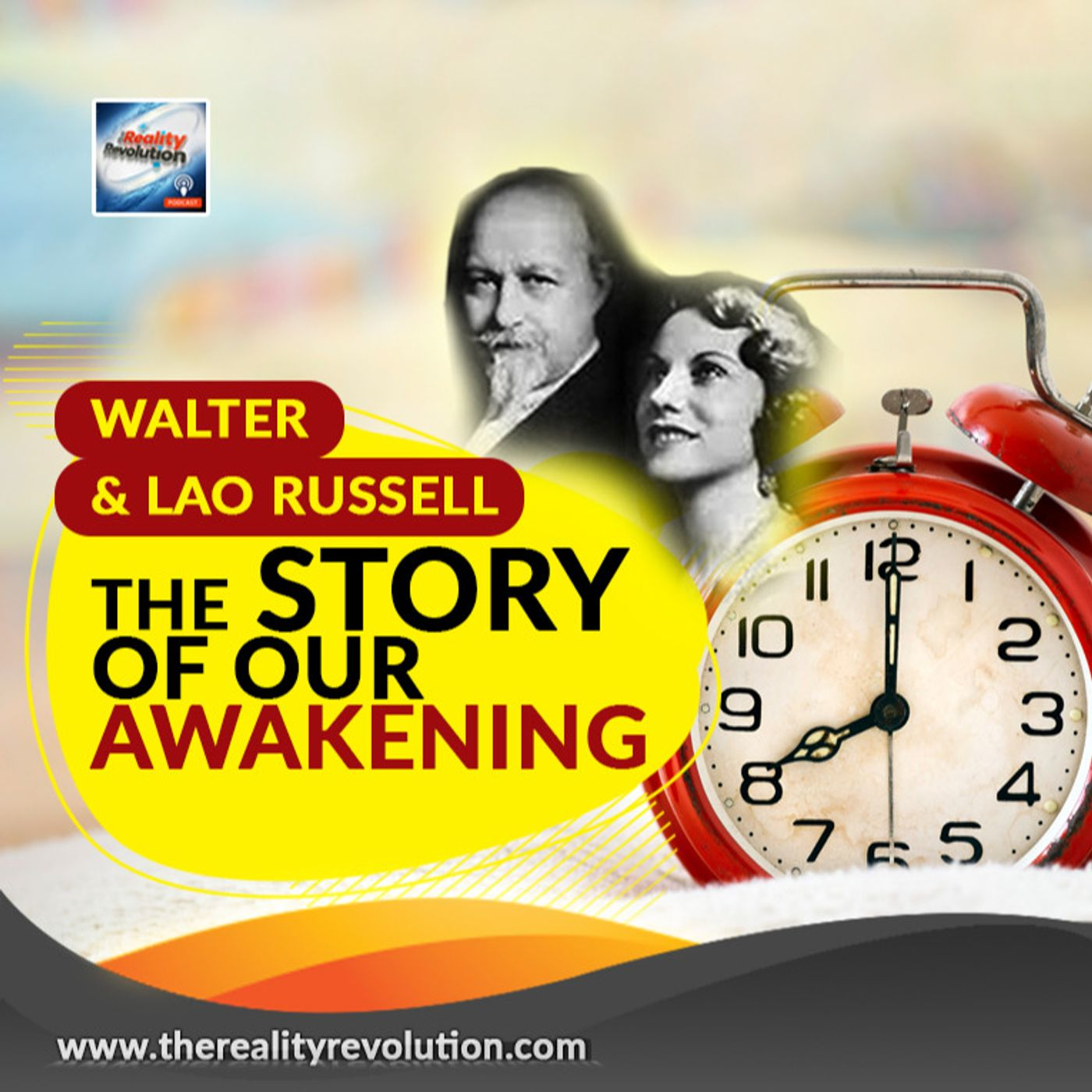 Walter and Lao Russell - Our Story Of Awakening