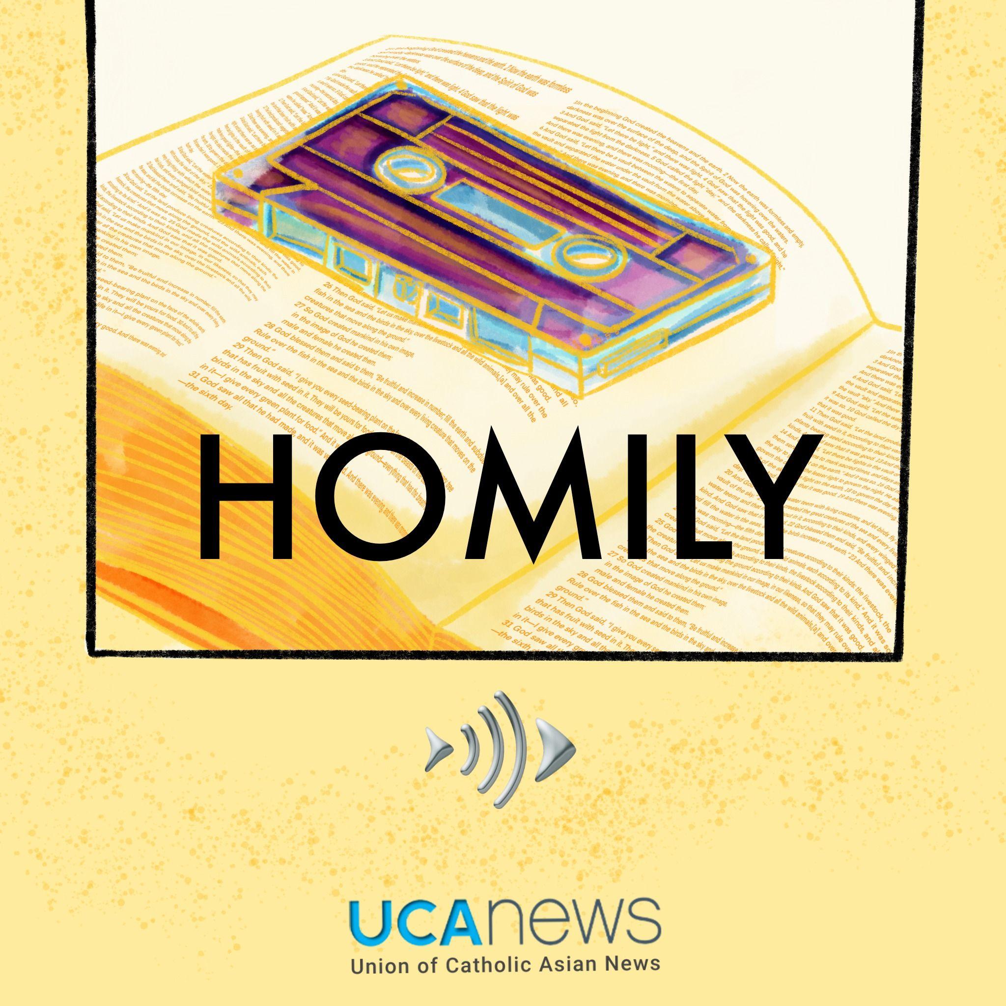 Homilies: Trinity Sunday (B) May 30, 2021