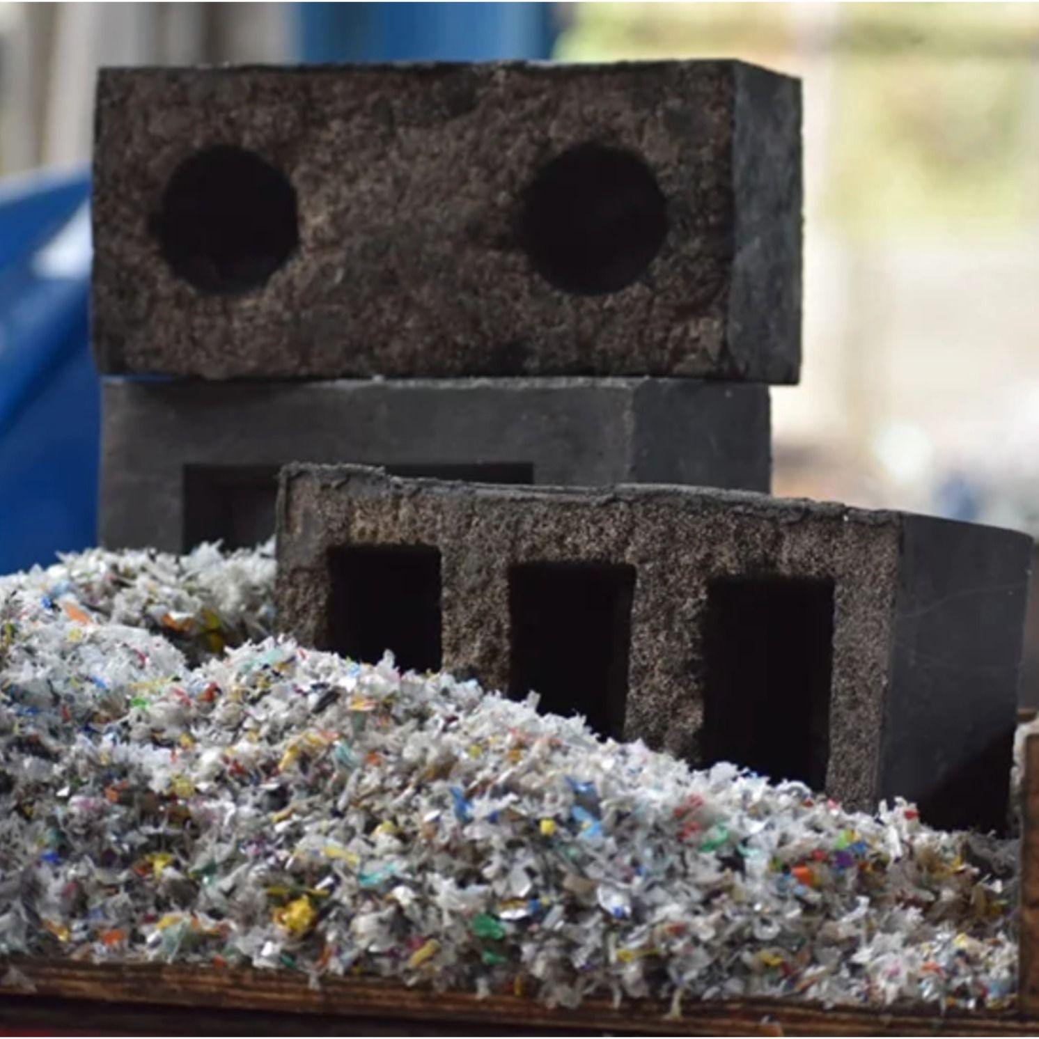 Rhino Machines - Silica Plastic Blocks