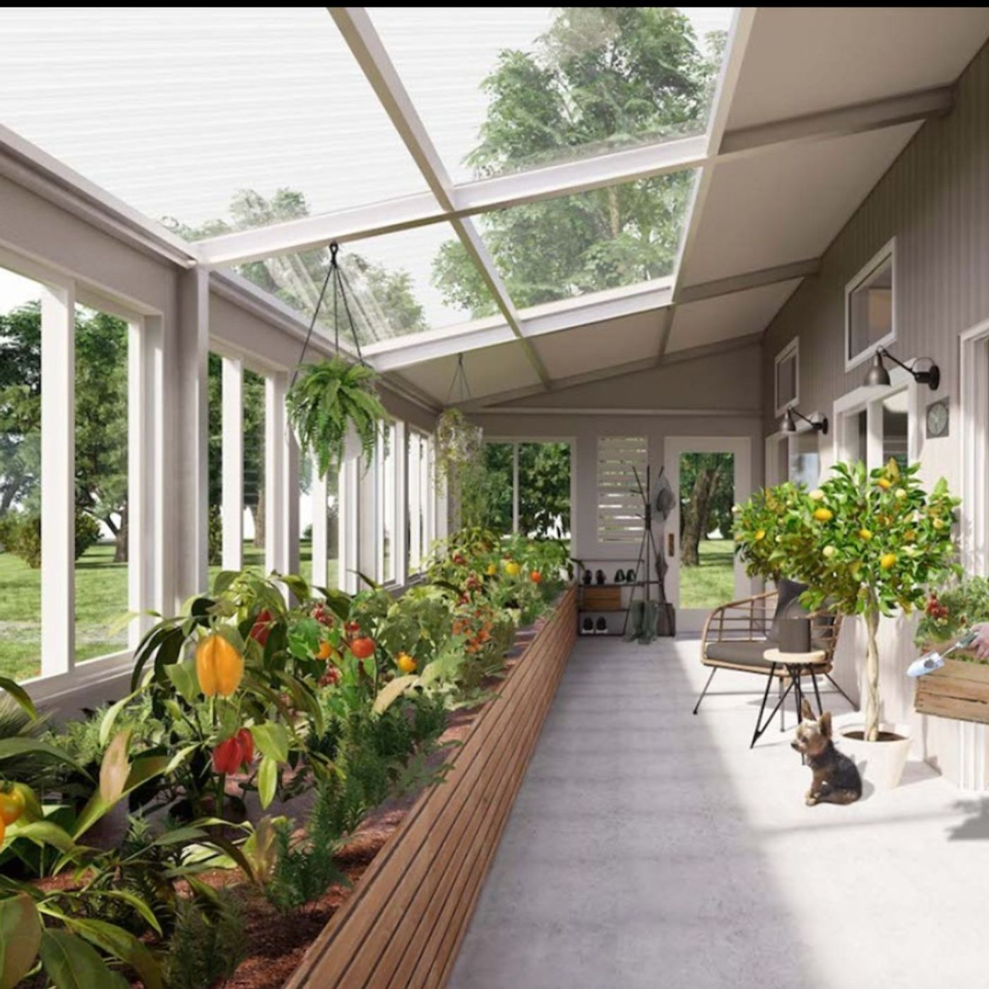 Ceres Greenhouse Solutions - Designing for a Better Future