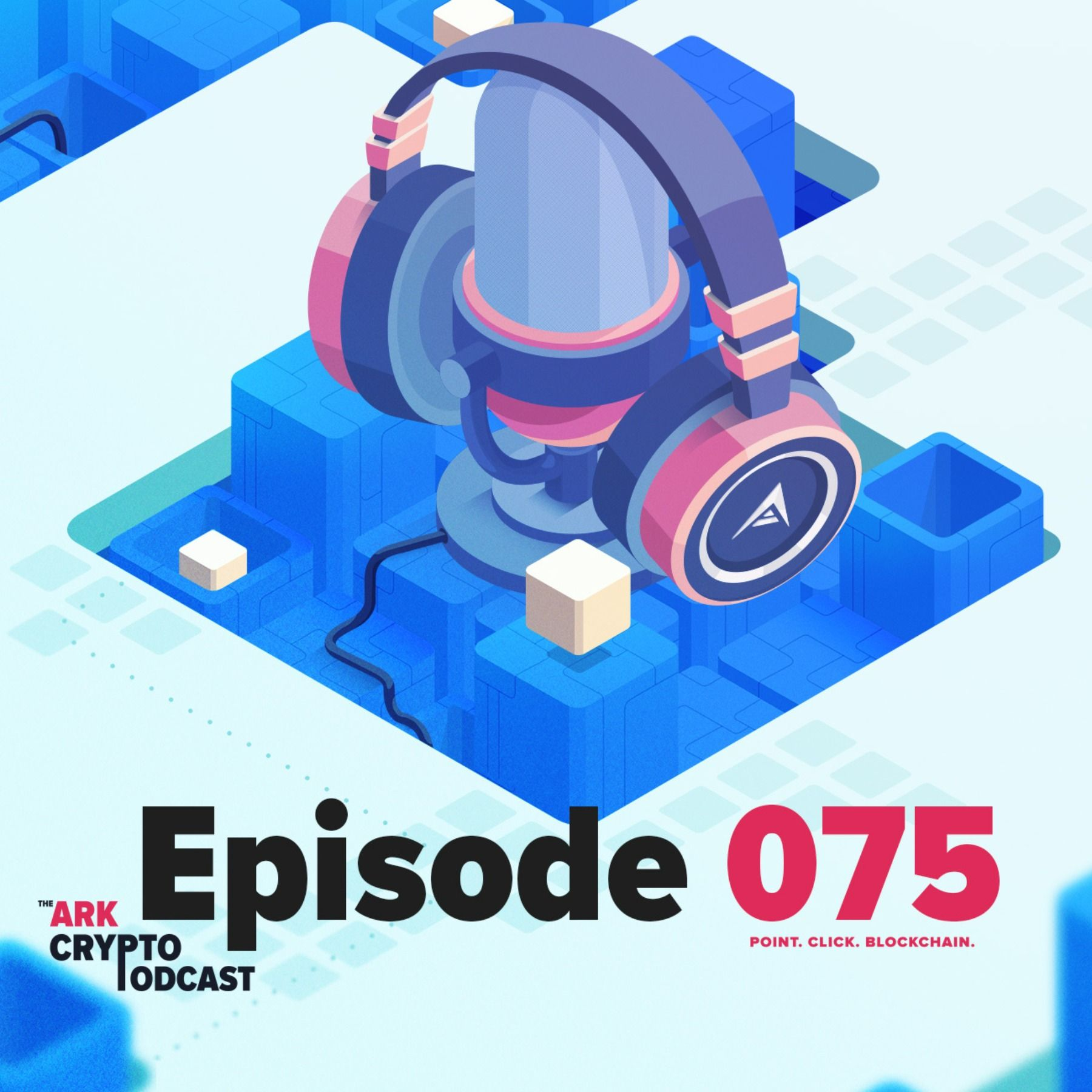 ARK.io Monthly Update April 2020 - ARK Crypto Podcast #075