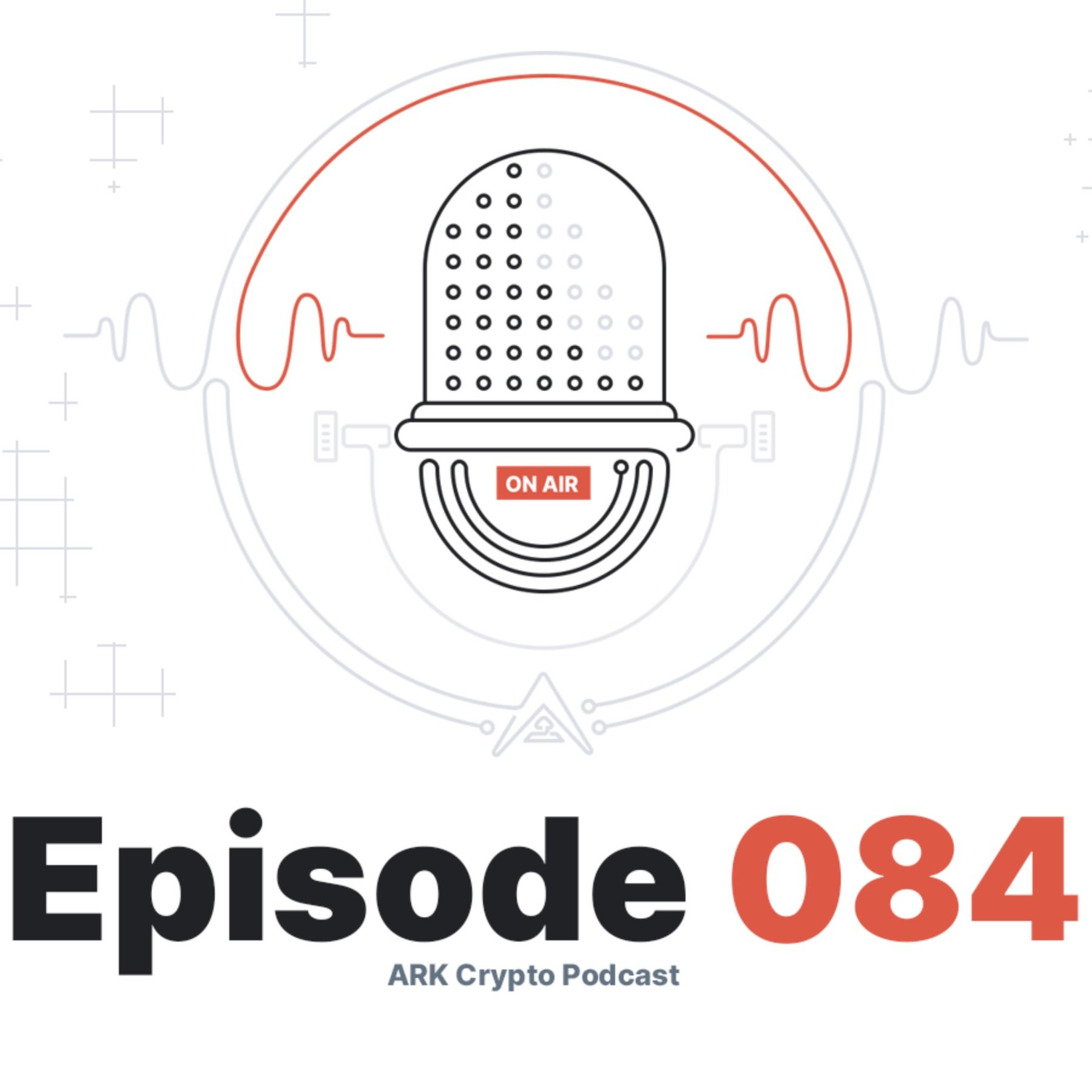 Reacting to ARK Descriptions on Crypto Directory Websites (Part 2) - ARK Crypto Podcast #084
