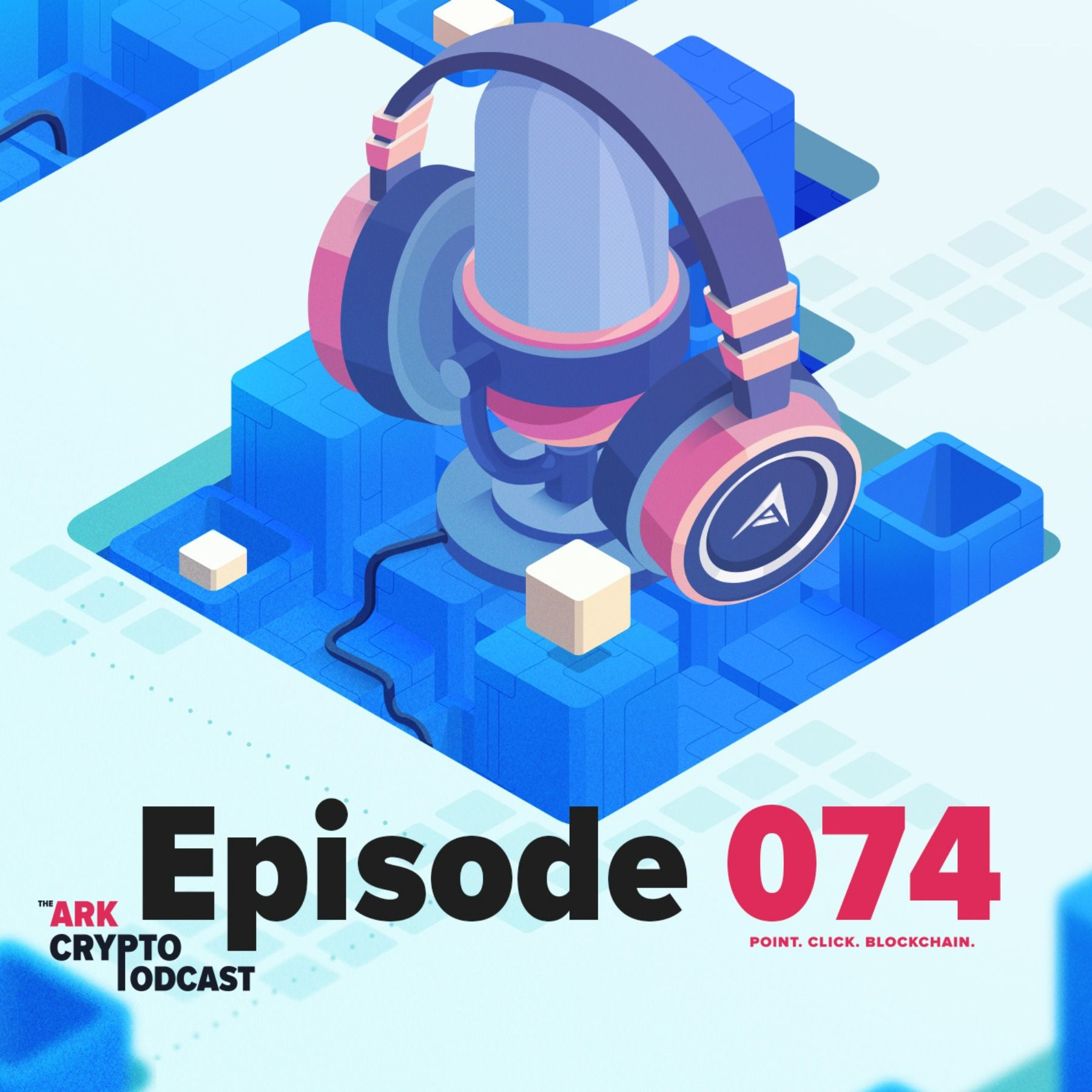 Unikname Interview Part 2 Featuring CTO Damien and Community Manager Florian - ARK Crypto Podcast #074
