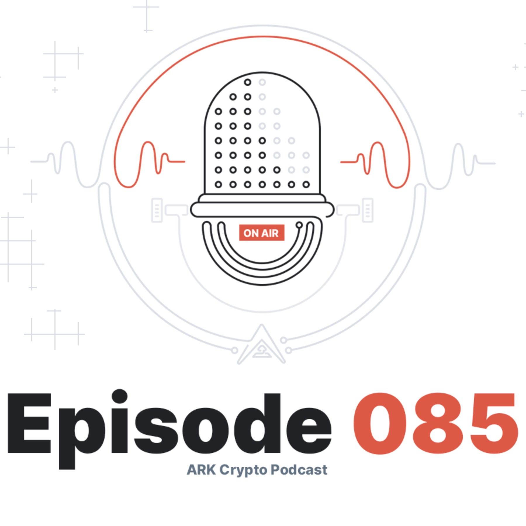 Reacting to ARK Descriptions on Crypto Directory Websites (Part 1) - ARK Crypto Podcast #085