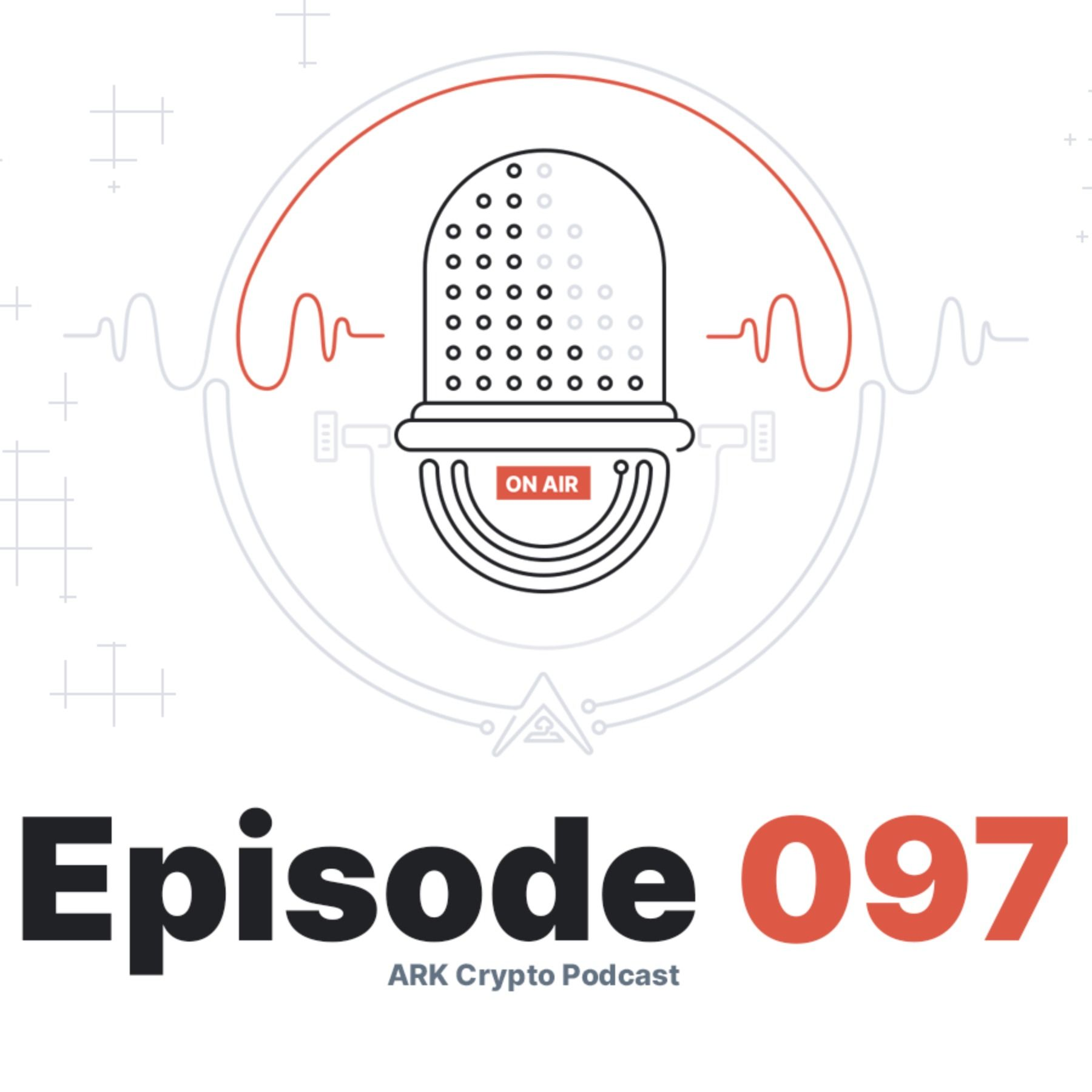 New Website Launch and Walkthrough - ARK Crypto Podcast #097