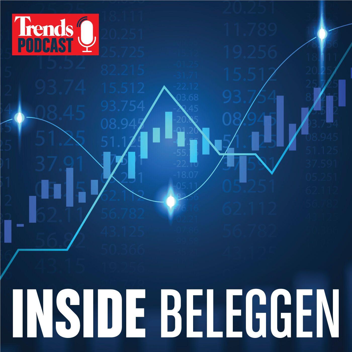 De Inside Beleggen Podcast van Trends logo