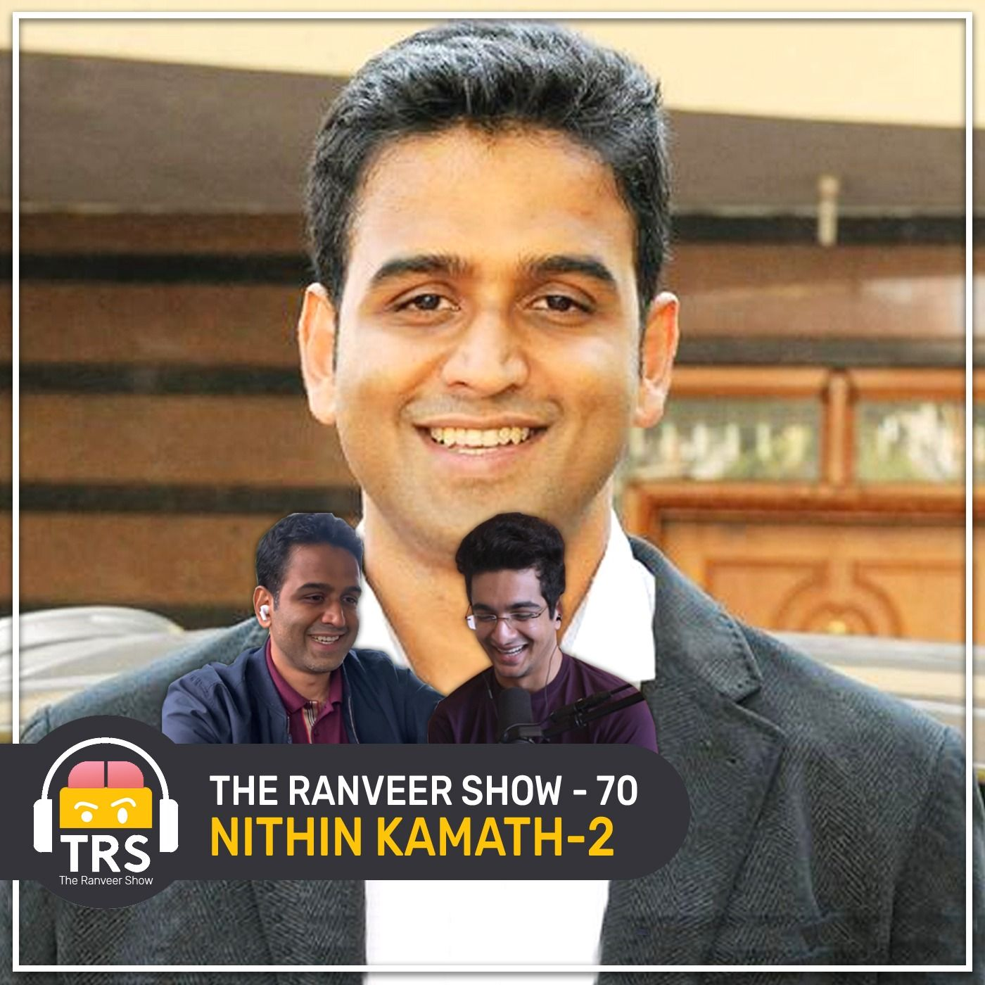 Nithin Kamath On Personal Finance, Stock Markets And Entrepreneurship Hacks | The Ranveer Show 70