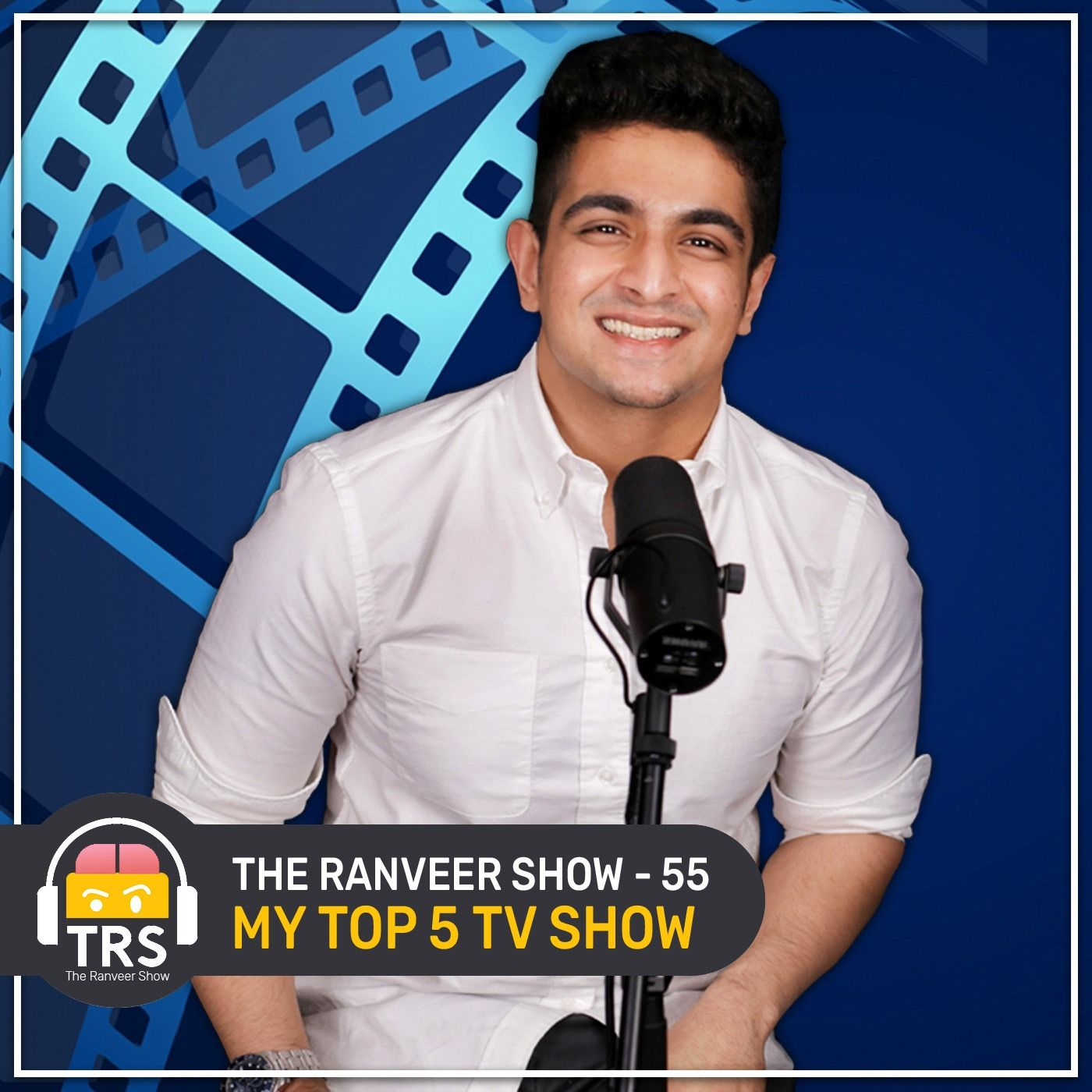 My All Time Top 5 TV Show Recommendations | The Ranveer Show 55