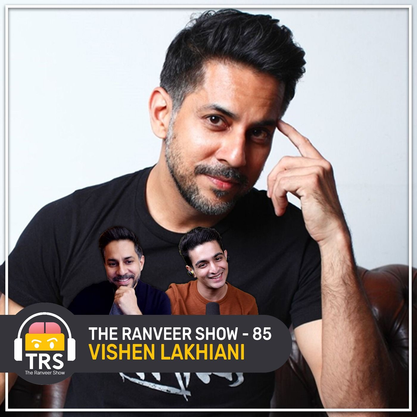 """Vishen Lakhiani On """"Retraining Your Mind"""" For Growth, Riches & Peace 