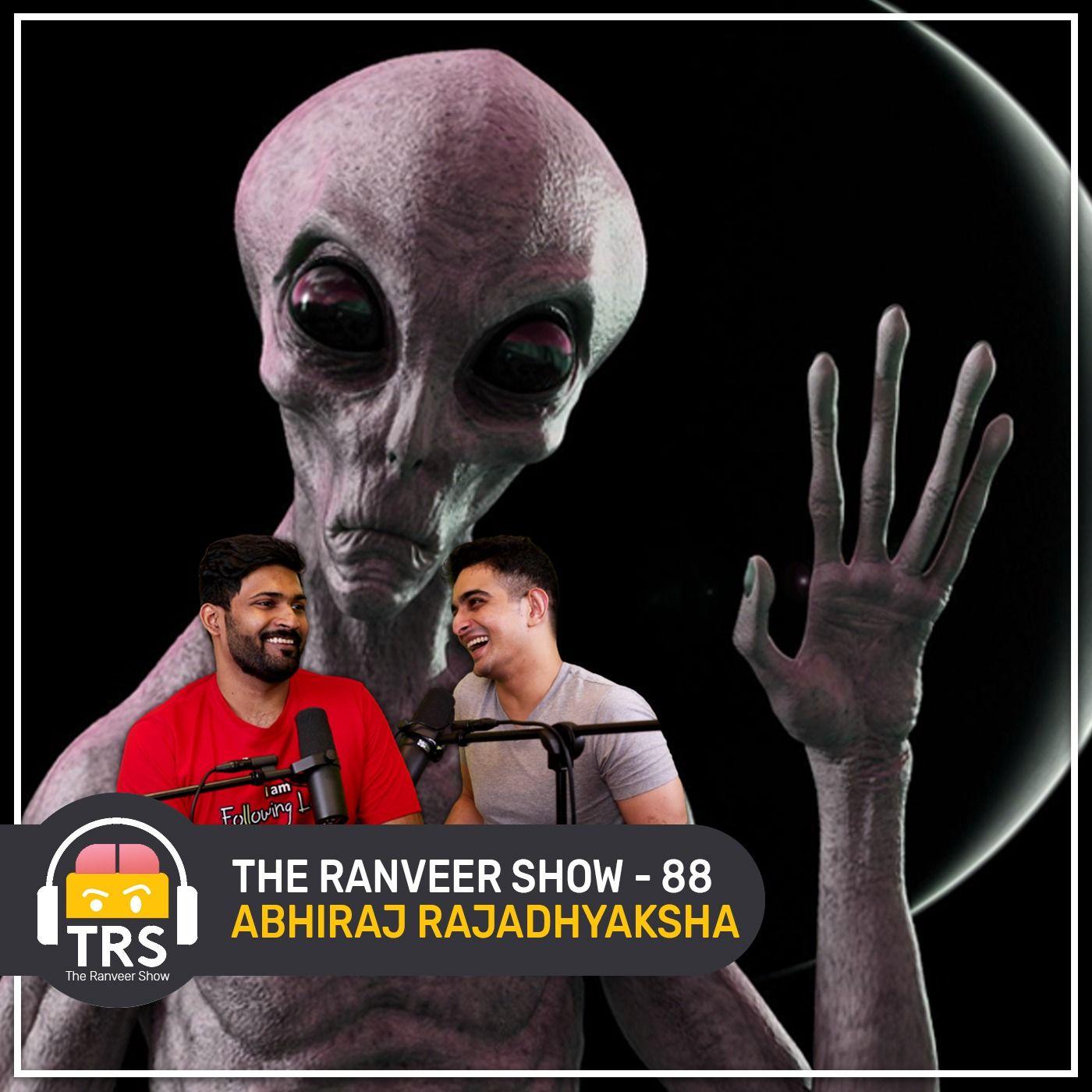 Black Holes, Time Travel & Aliens With Abhi & Niyu | The Ranveer Show 88