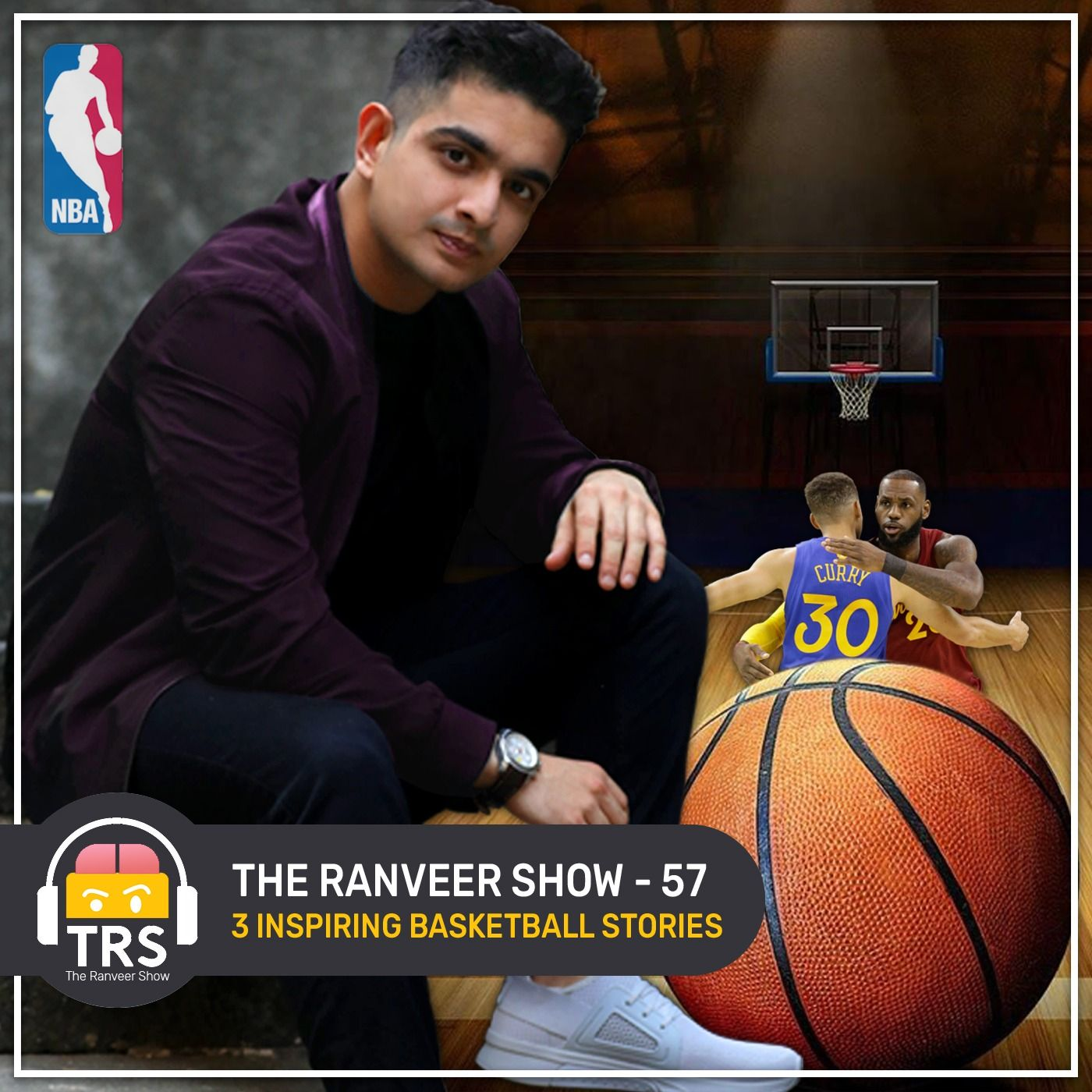 3 Inspiring Basketball Stories That Changed My Life | NBA Explained | The Ranveer Show 57