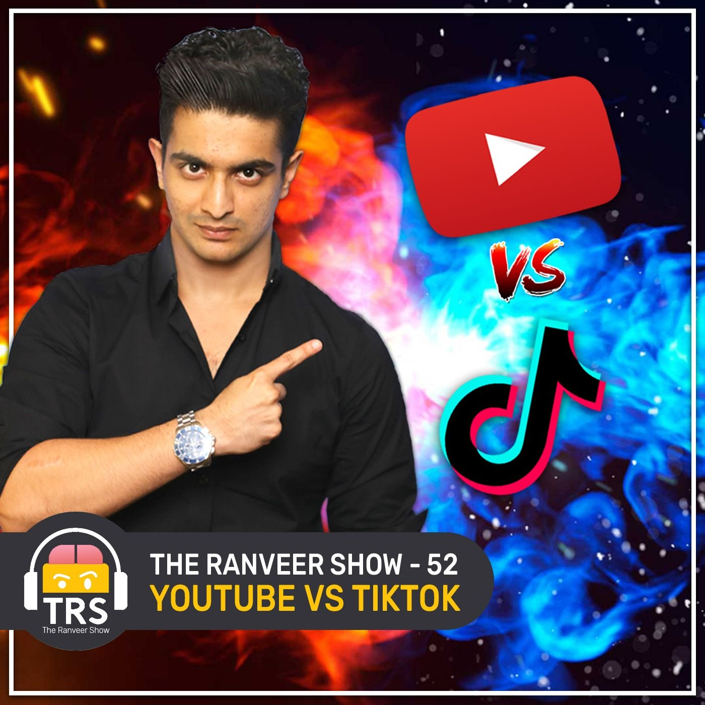 YOUTUBE VS TIKTOK - Who Is The Real LOSER? | The Ranveer Show 52