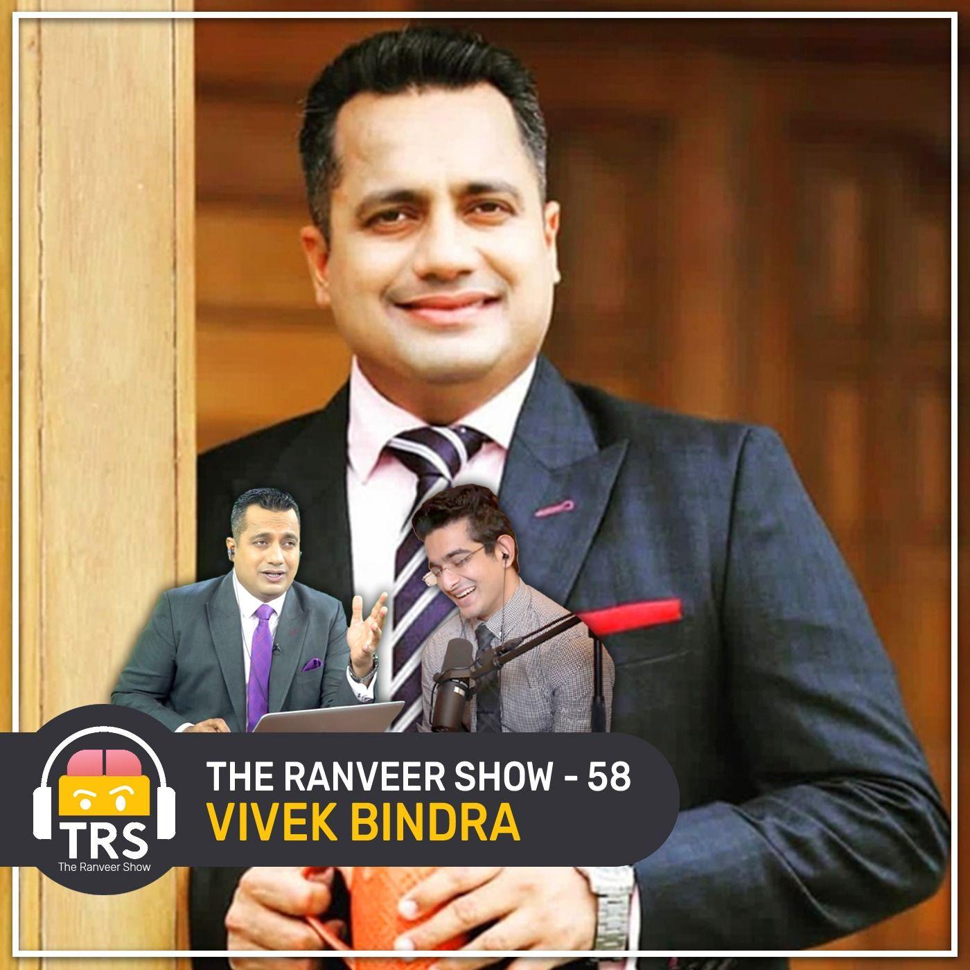 India's TOP Business Guru Vivek Bindra on Covid 19 Opportunities, Life Hacks, Celibacy And Motivation   The Ranveer Show 58