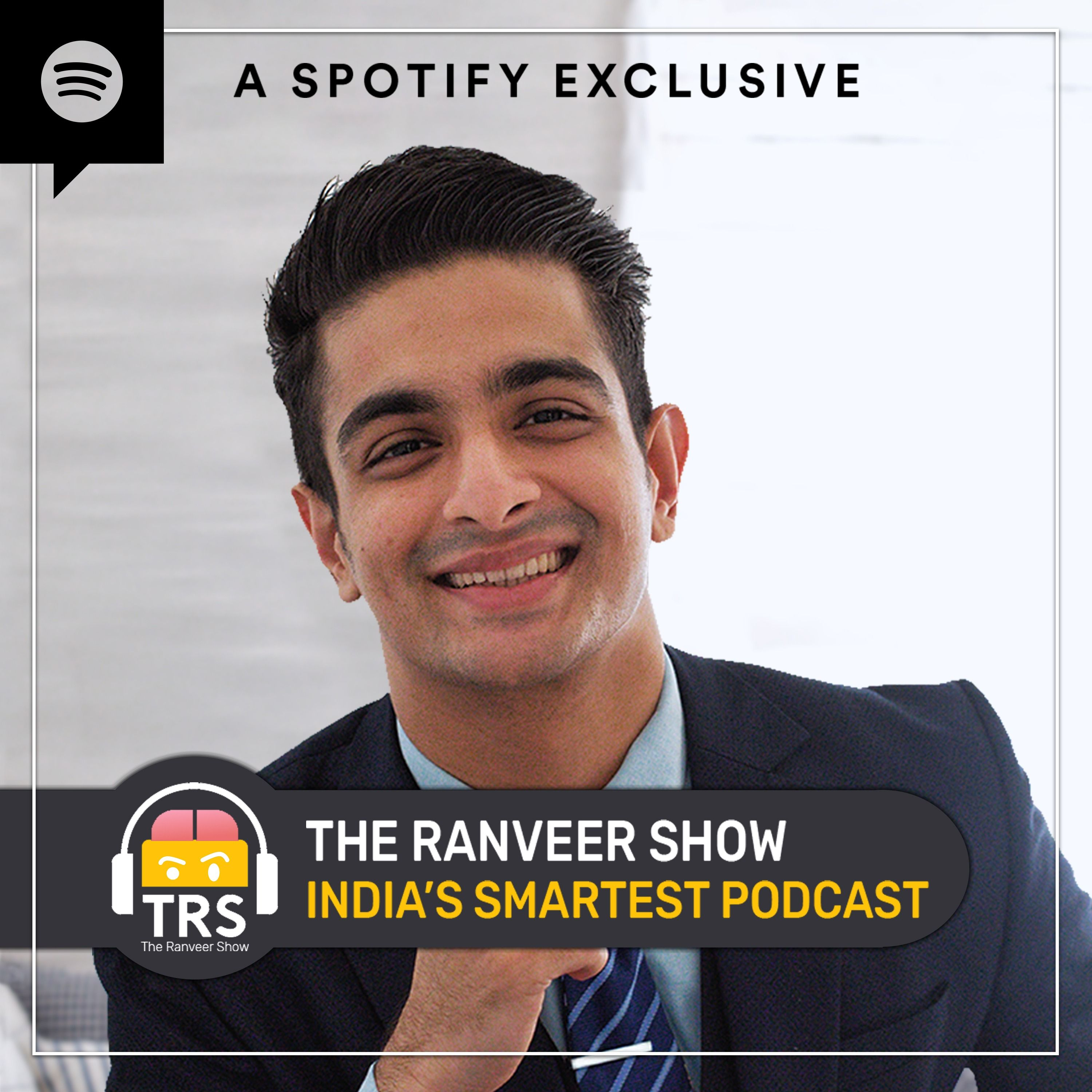 Come Follow The Ranveer Show only on Spotify!