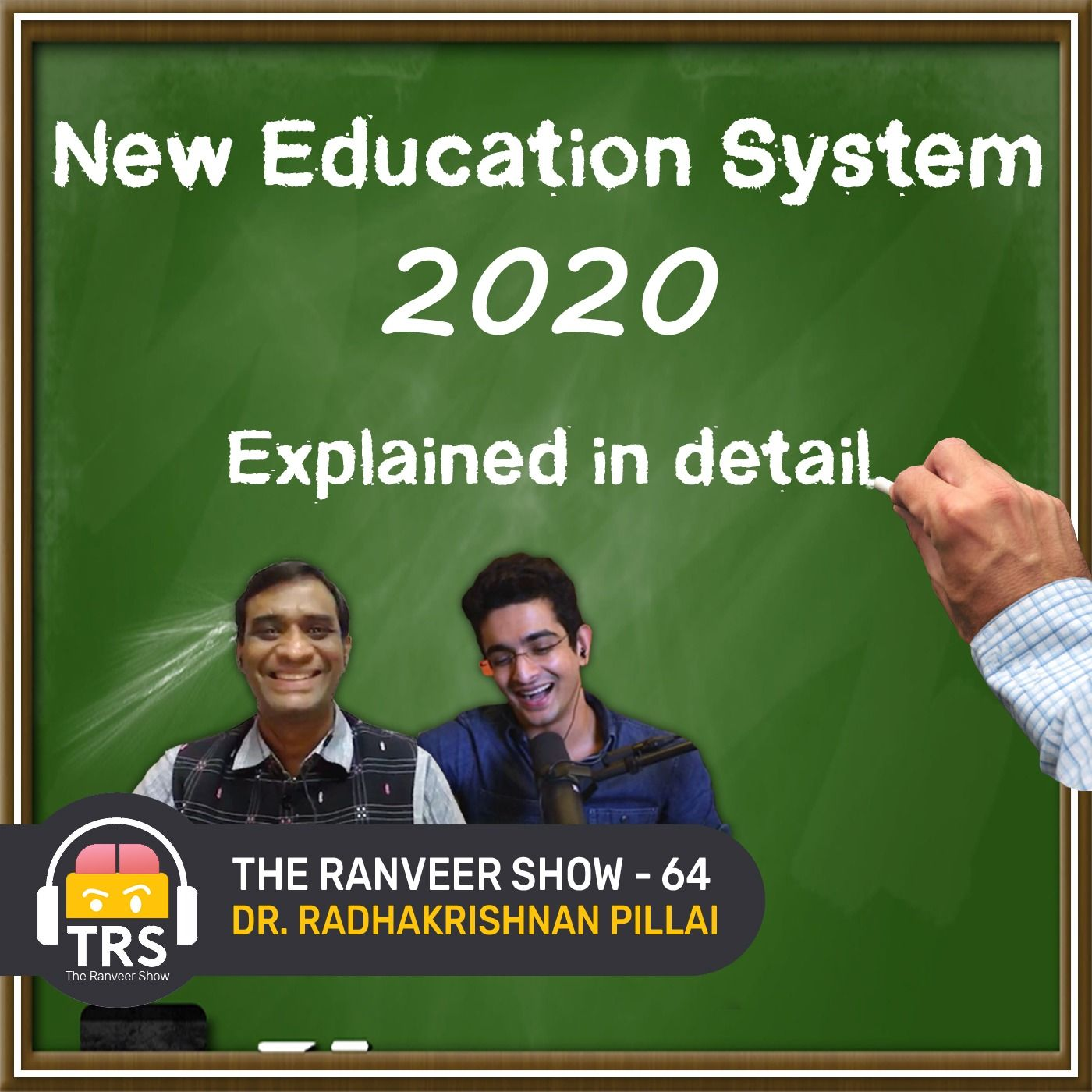Indian Education System Changes Explained In Detail ft. Dr. Radhakrishnan Pillai | The Ranveer Show 65