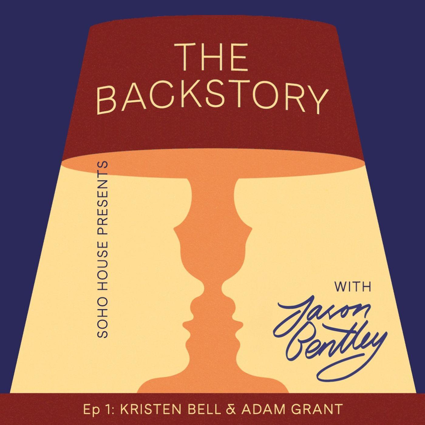 Kristen Bell & Adam Grant