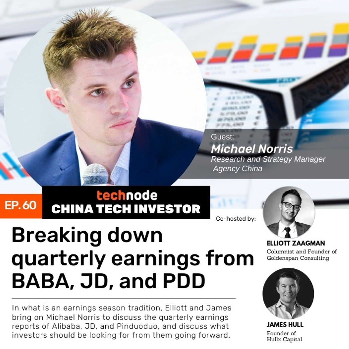 60: Breaking down quarterly earnings from BABA, JD, and PDD