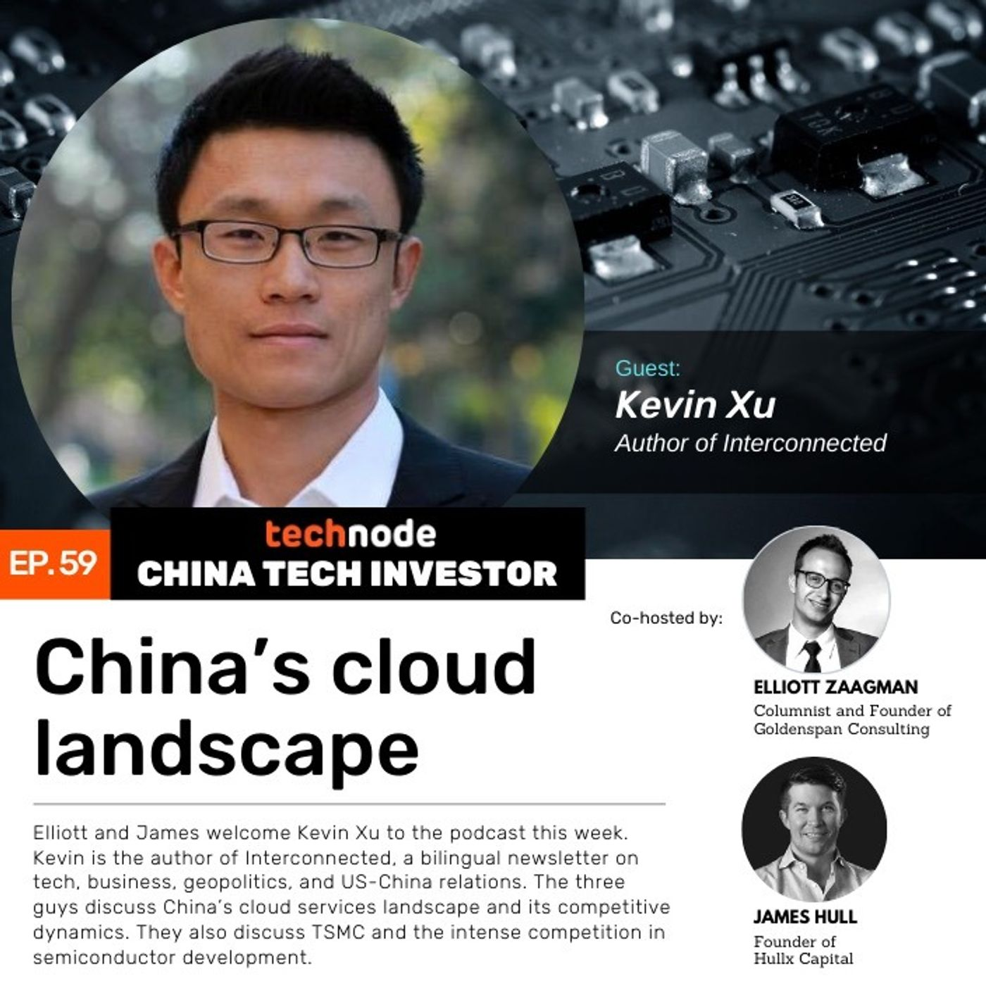 59: China's cloud landscape, with Kevin Xu