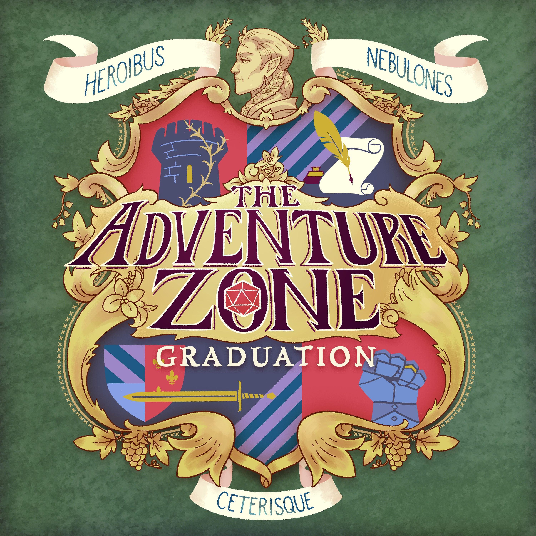 The The Adventure Zone Zone: Post-Grad!