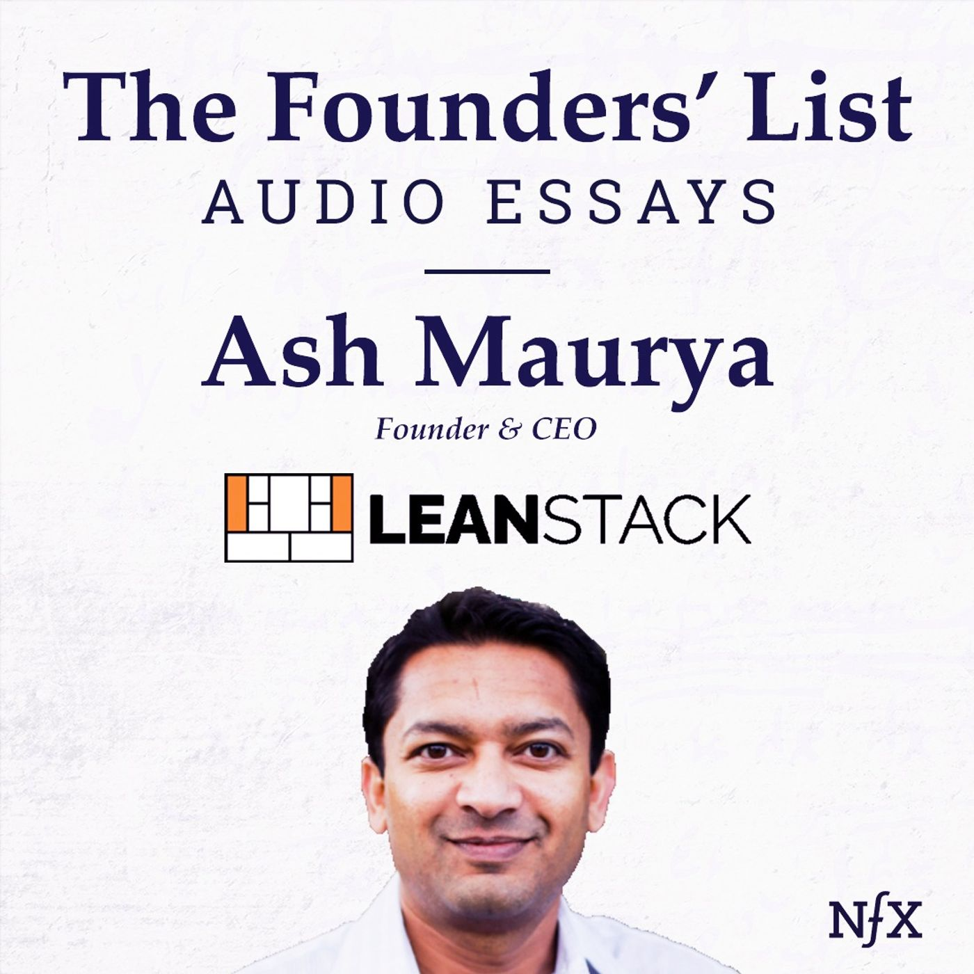 "The Founders' List: Ash Maurya on ""My Experiments in Lean Pricing"" (Pricing Series)"