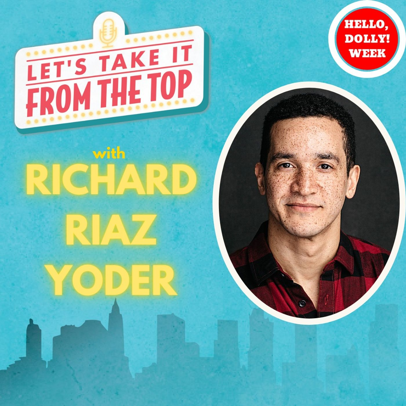 Episode 6: Richard Riaz Yoder