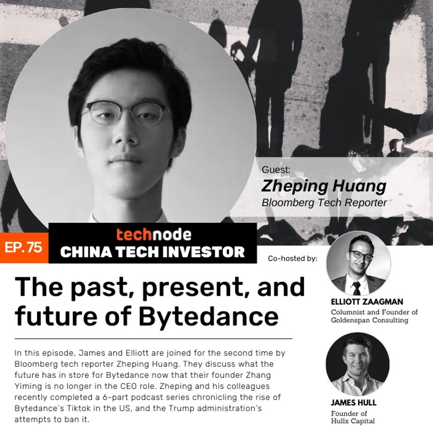 CTI 75: The past, present, and future of Bytedance, with Zheping Huang (plus Kuaishou earnings)